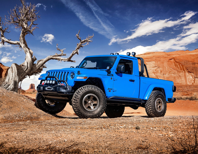 Jeep J6 Concept Truck
