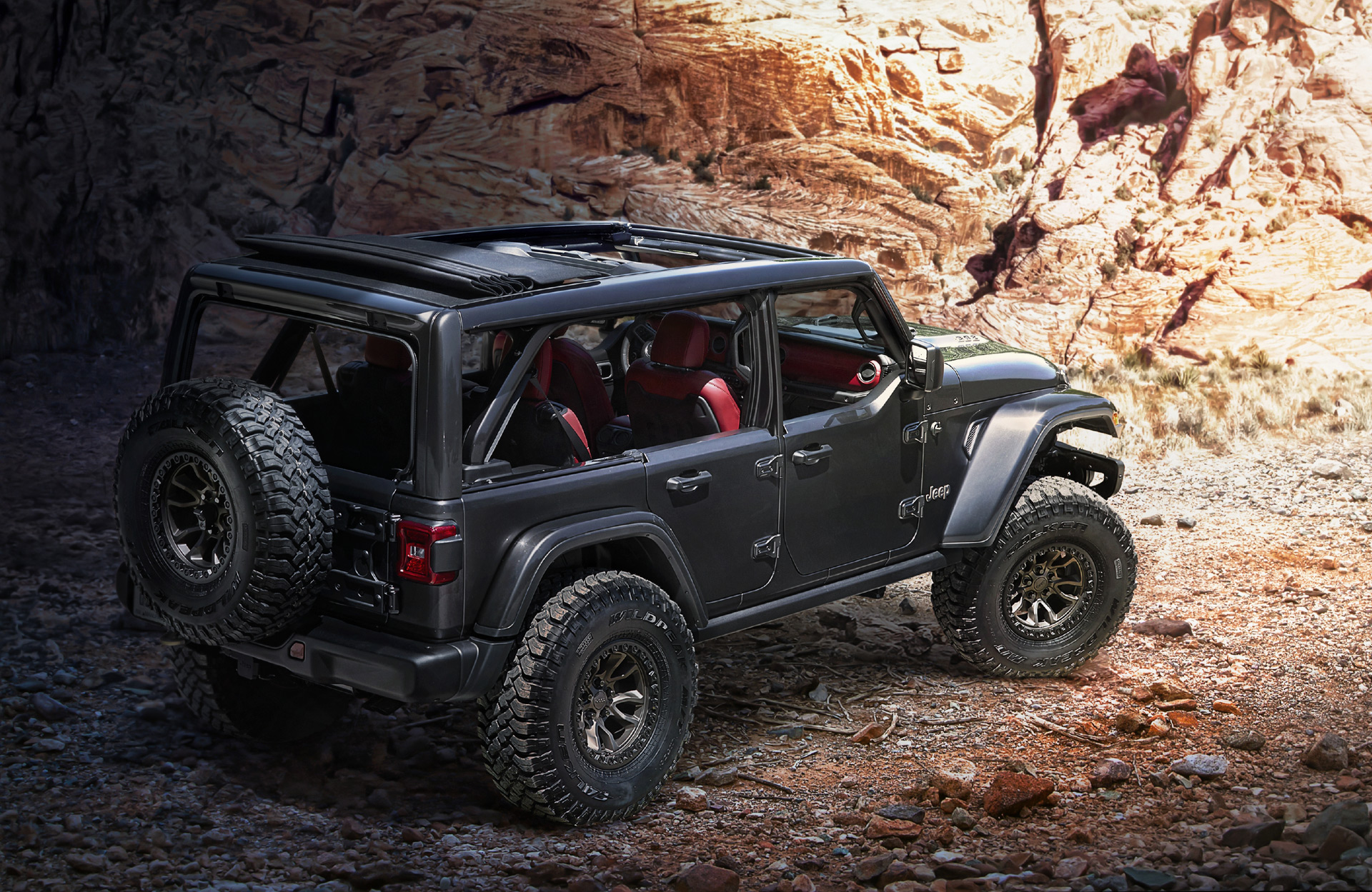 jeep wrangler v8 tesla model y price cut 2021 ford