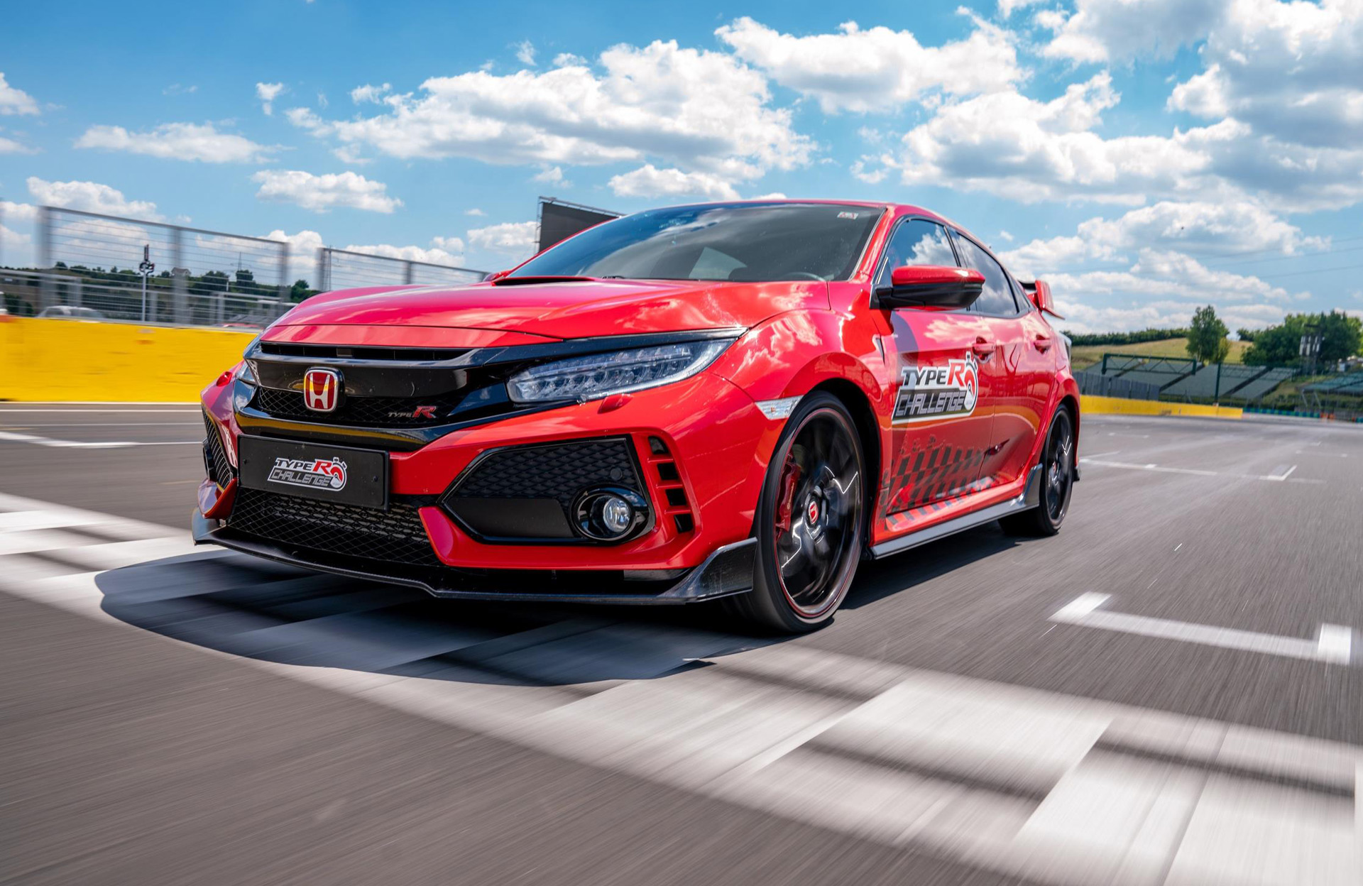 F1 Champ Jenson Button Sets 2017 Honda Civic Type Rs Final Lap Record 1970 Si