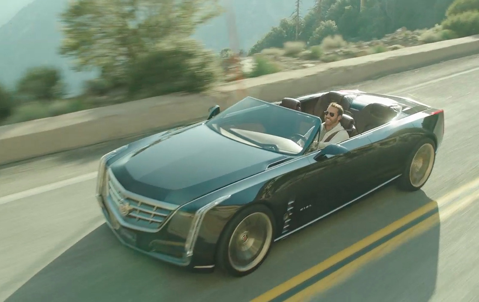 Cadillac Ciel Stars In New Entourage Short Film Video