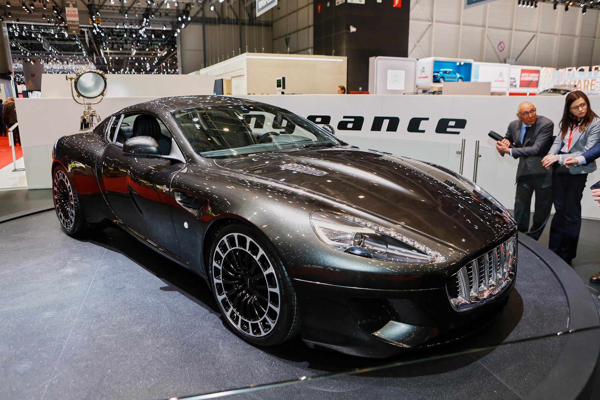 Net Car Show Aston Martin