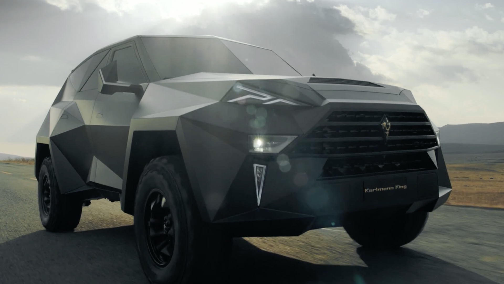 Karlmann King The World S Most Expensive Suv