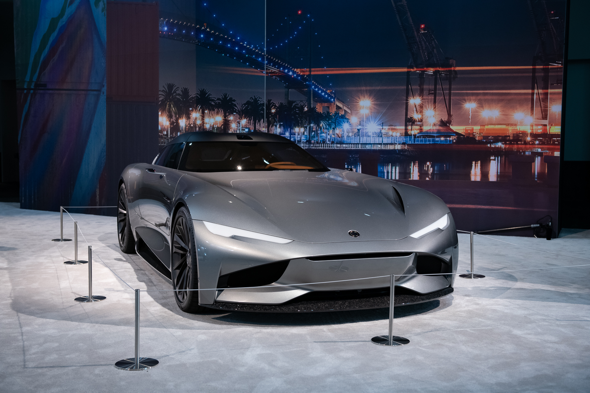 Karma Sc2 Electric Coupe Concept Has 1 100 Horsepower 350 Mile Range