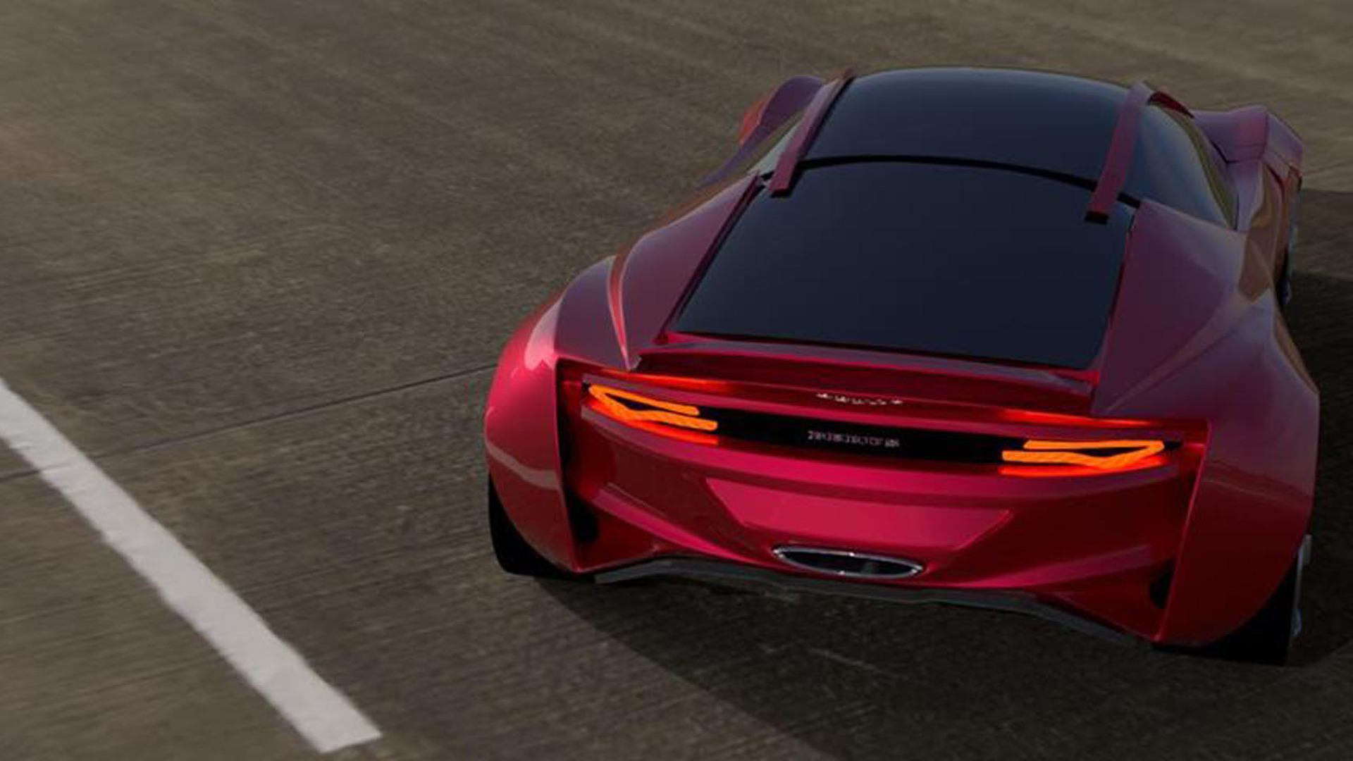 Ferrari's new platform, Keating Berus supercar, Hellcat ...