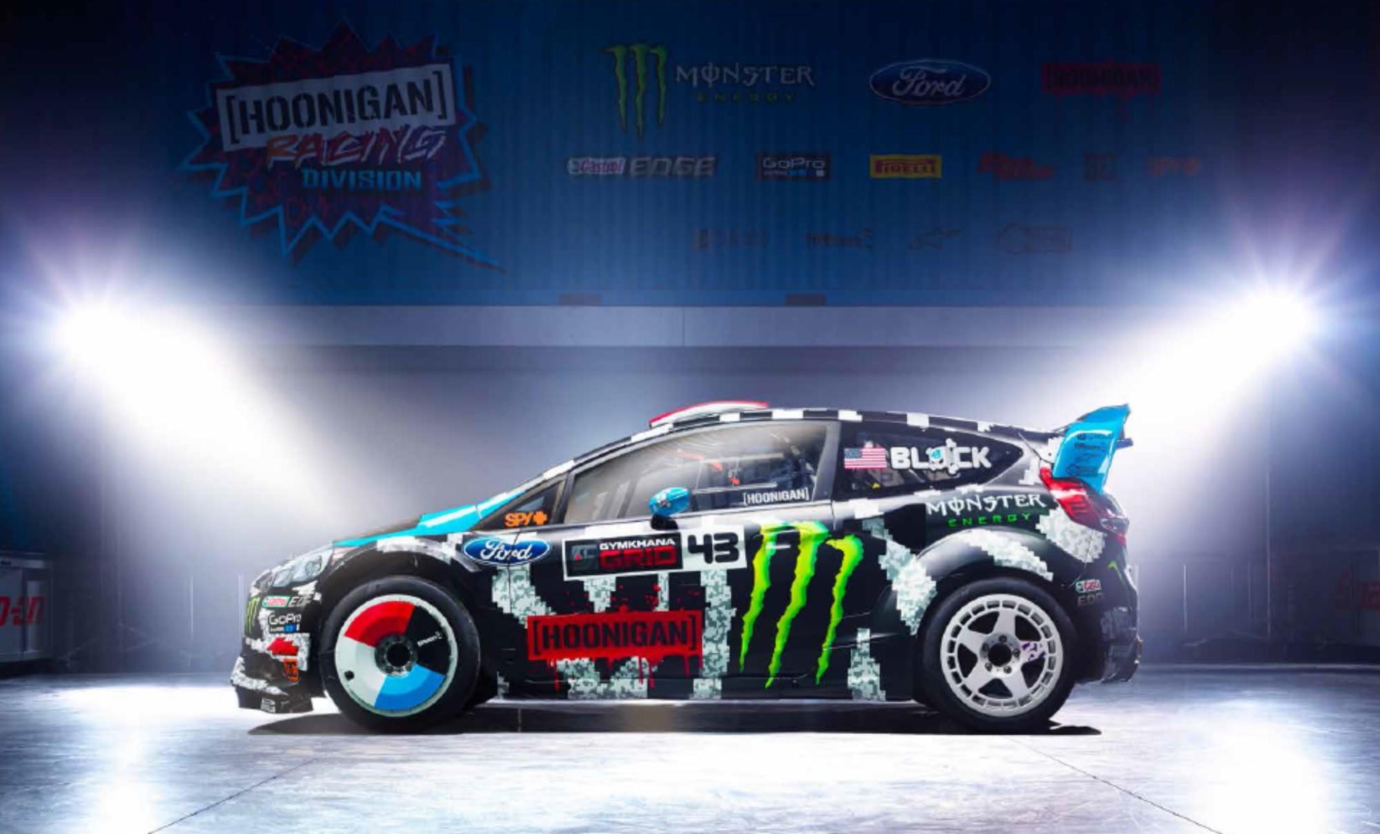 Ken Block Joins FIA World Rallycross