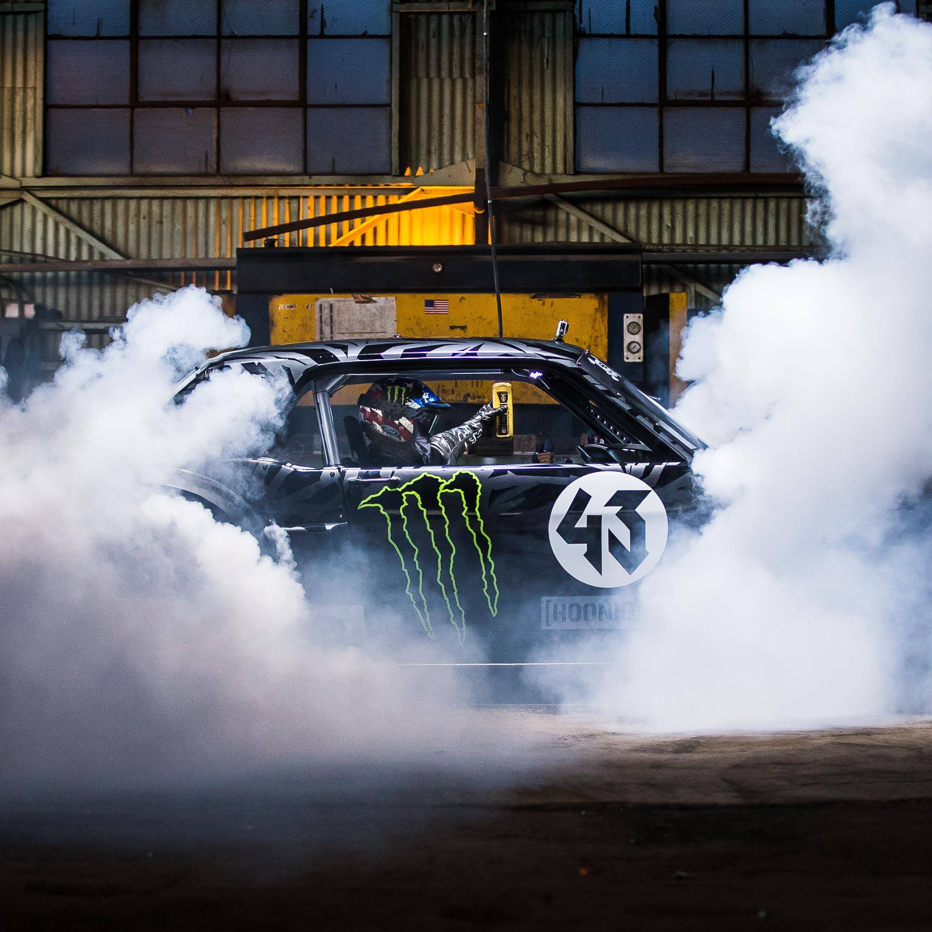 Chris Harris Deep Dives The 845-HP Hoonicorn AWD Mustang ...