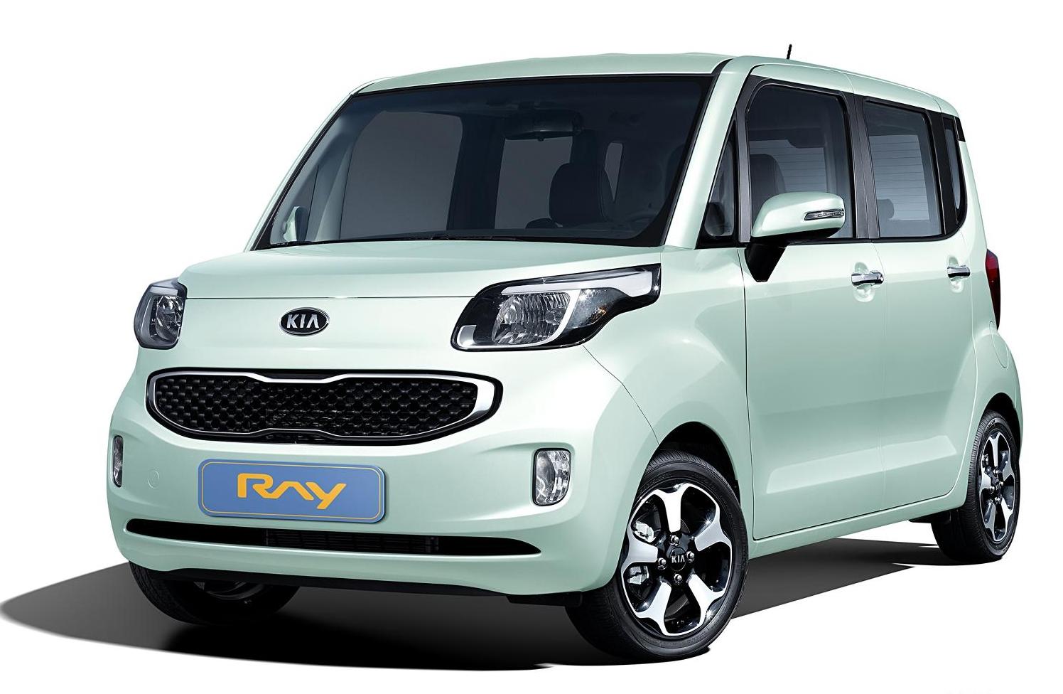 Kia Electric Car >> Forbidden Fruit Kia Ray Electric Car Not Due In U S