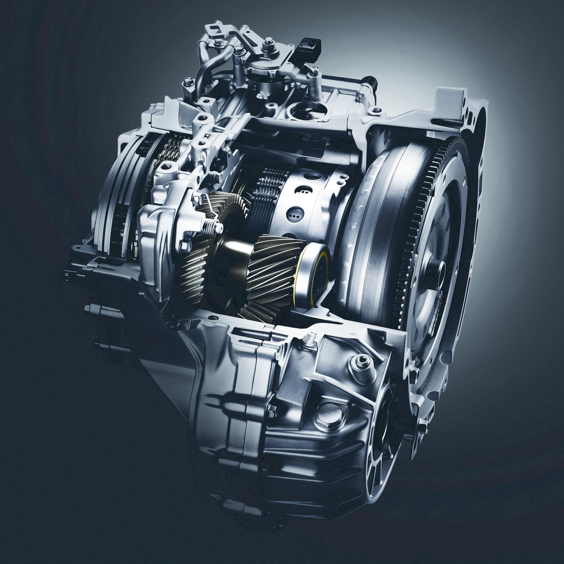 Kia details its new 8speed automatic transmission