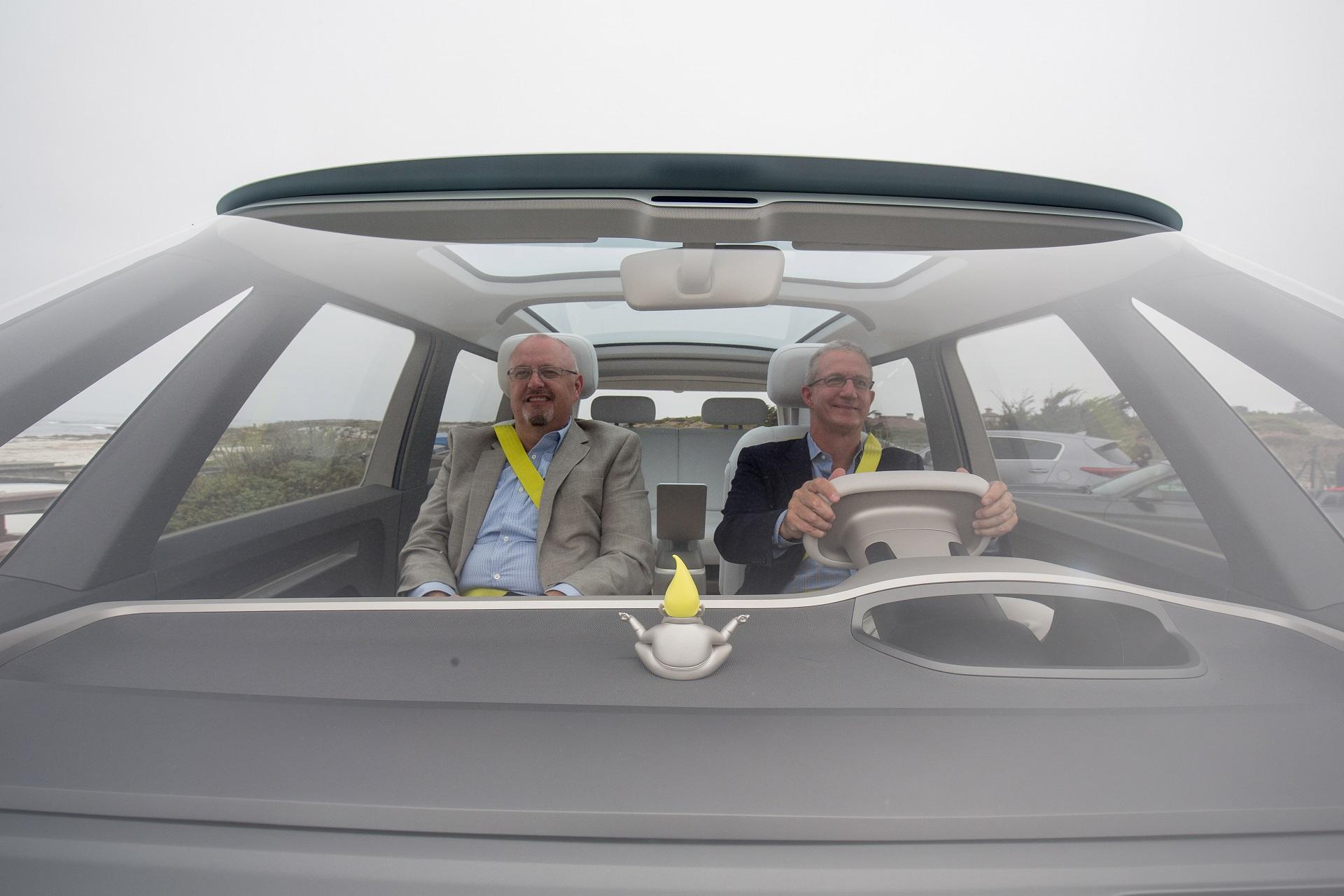 Volkswagen ID Buzz drive: electric VW bus offers unique EV ...
