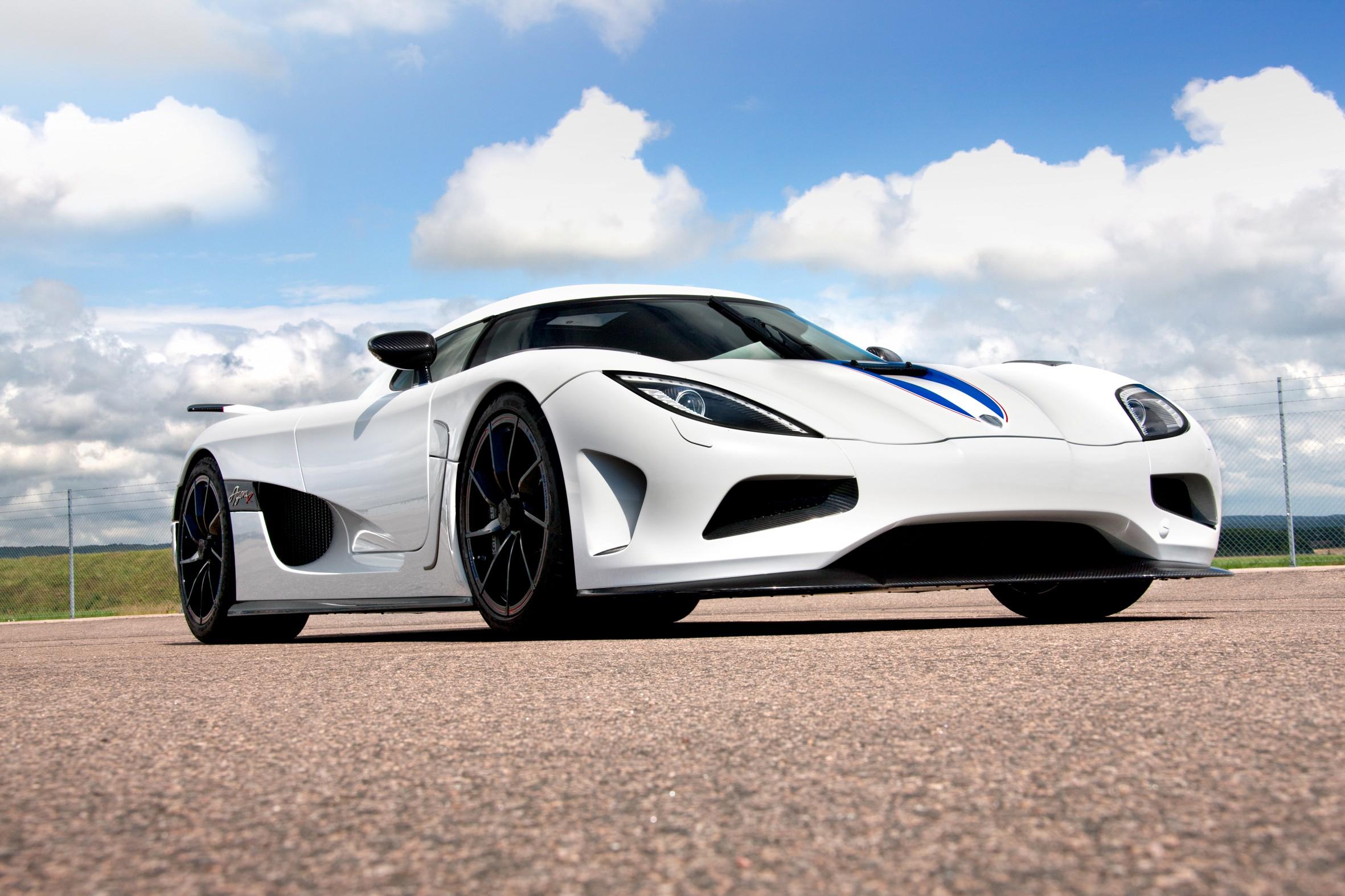 2013 Koenigsegg Agera R: Nanotech And Carbon Extravaganza