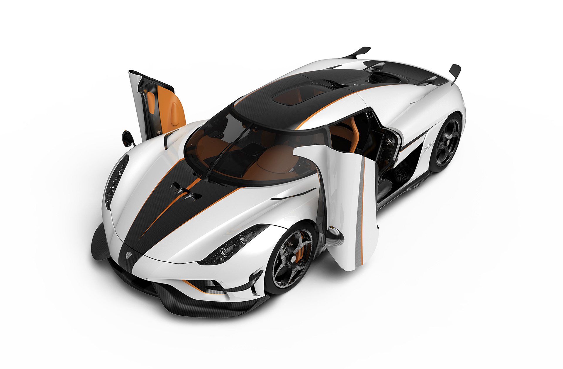 Koenigsegg Regera Gets Ghost High Downforce Package