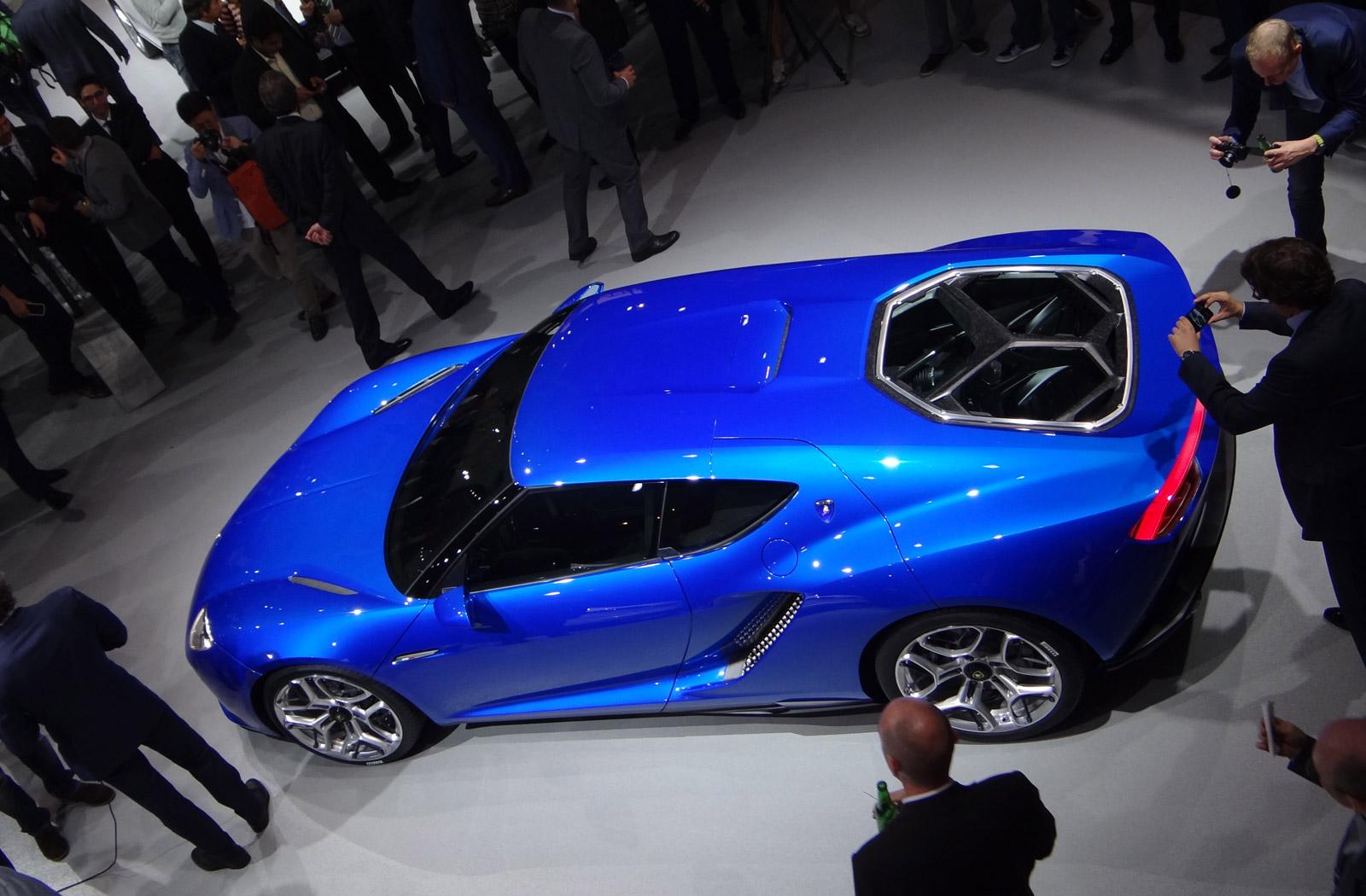 Lamborghini Bringing Production-Bound Hybrid Supercar To ...