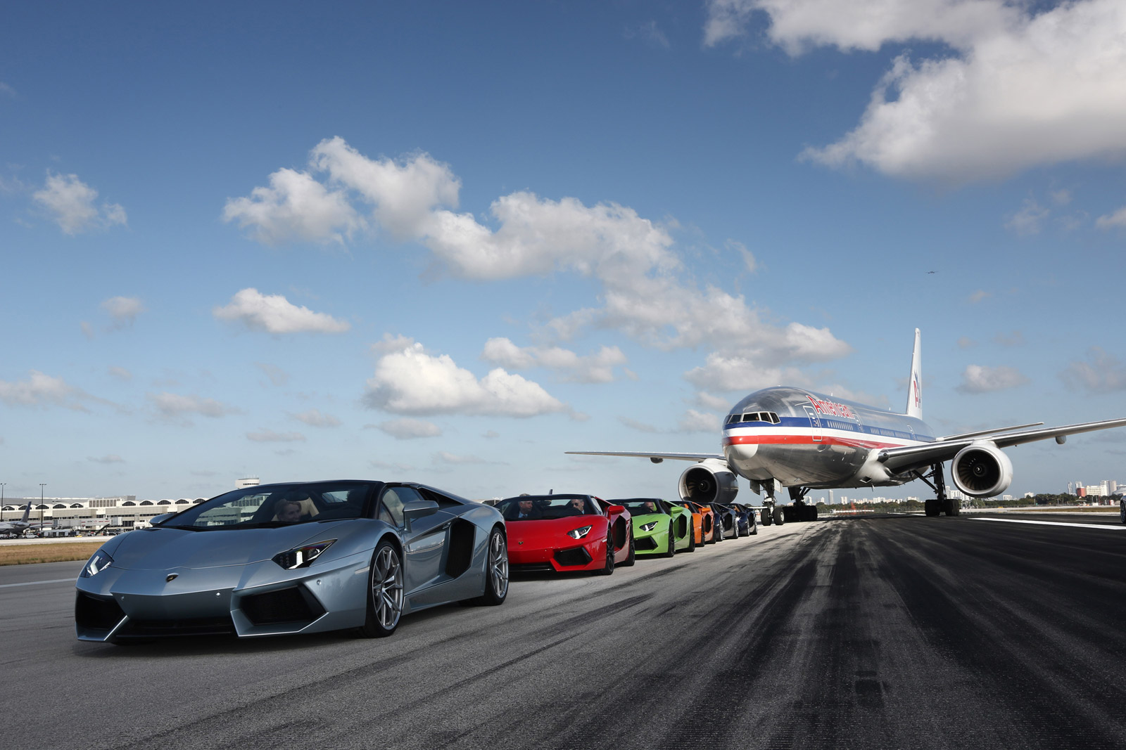 Classic Car Showroom Miami Florida