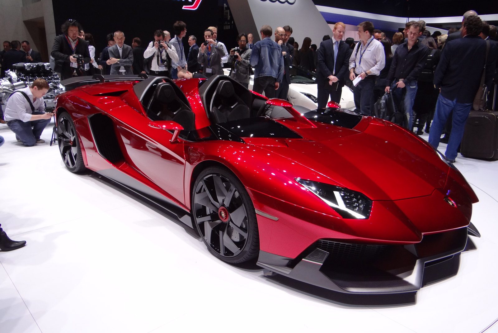 Lamborghini Readies Next One Off Supercar