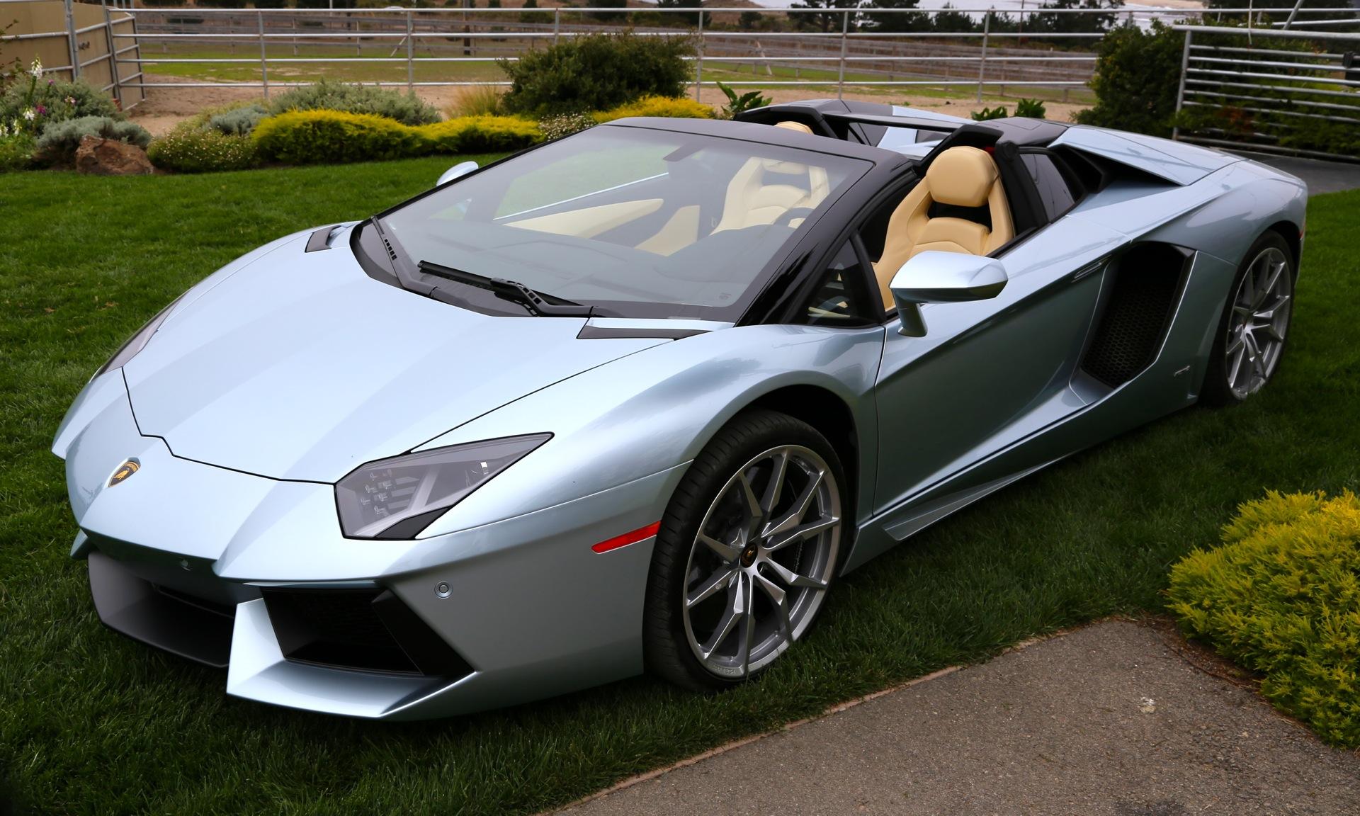 Dubai Penthouse Comes With Free Lamborghini Aventador