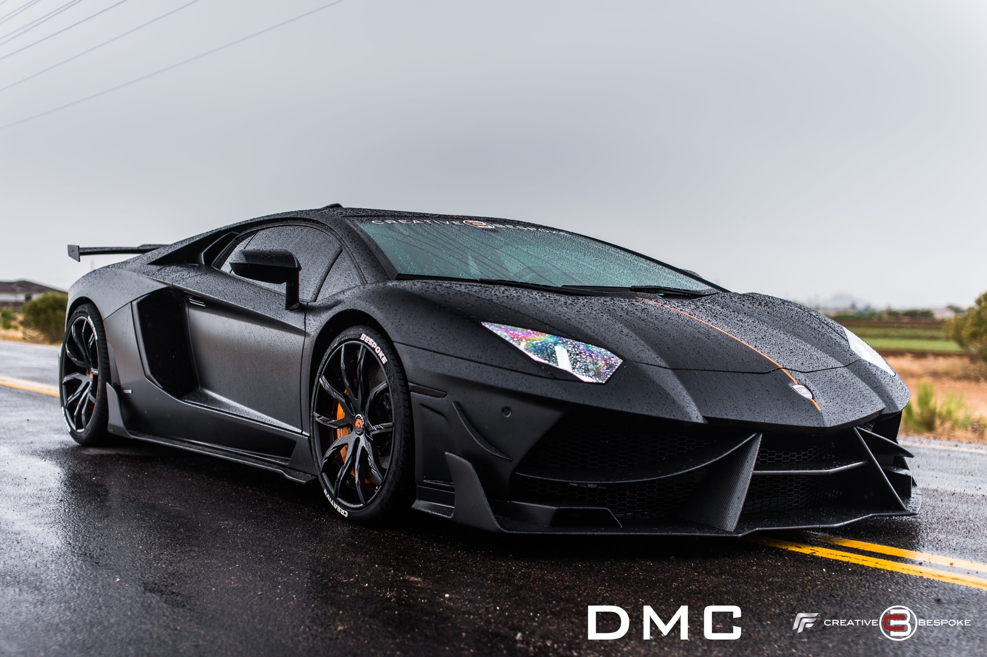 Dmc Tuning Takes The Lamborghini Aventador And Adds Lightness