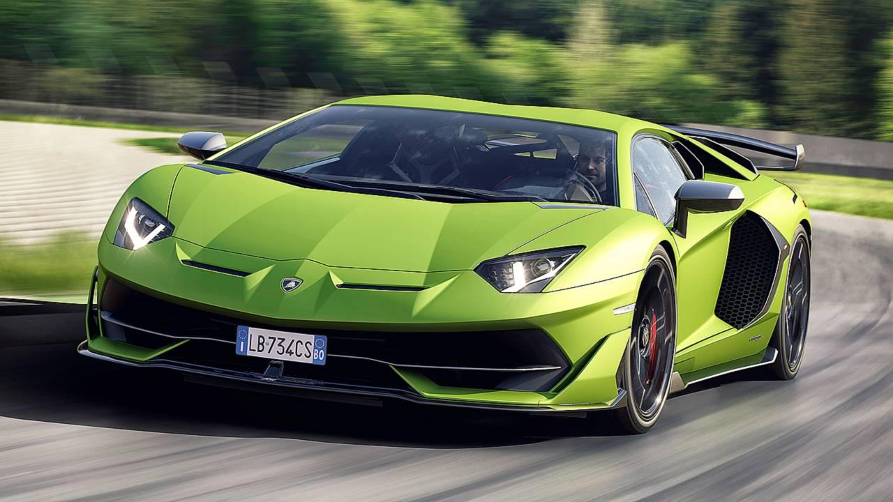Lamborghini Aventador Svj Arrives With Thundering 759 Horsepower