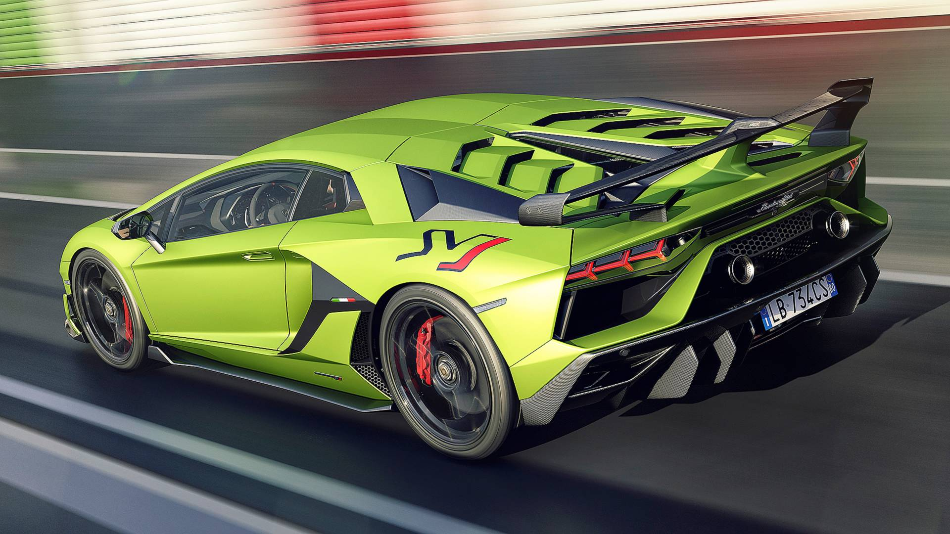 First Lamborghini Ever Made >> Lamborghini Aventador SVJ Roadster all but confirmed