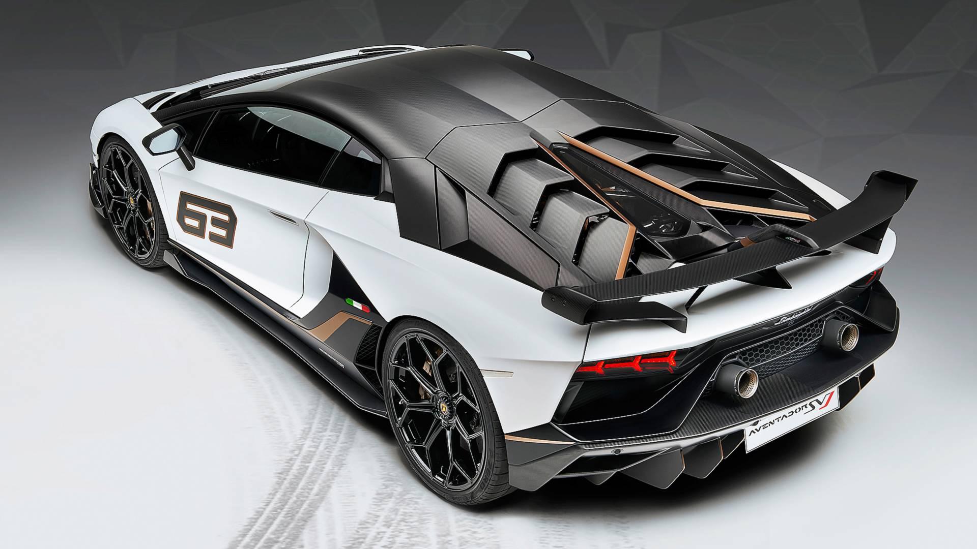 Lamborghini Aventador Svj Infiniti Prototype 10 Audi Pb18 E Tron