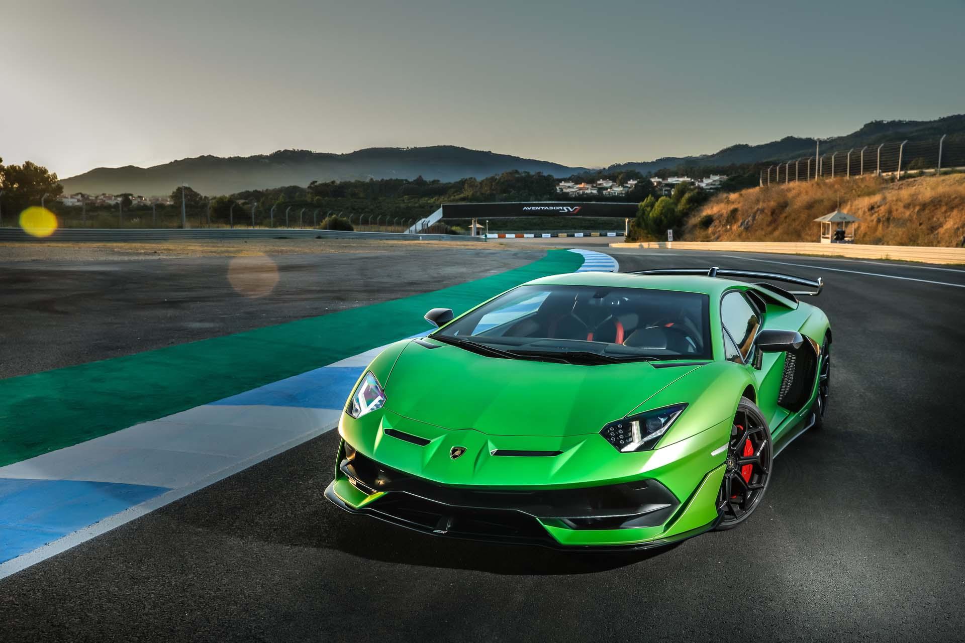 Lamborghini Aventador Replacement Arriving In 2020
