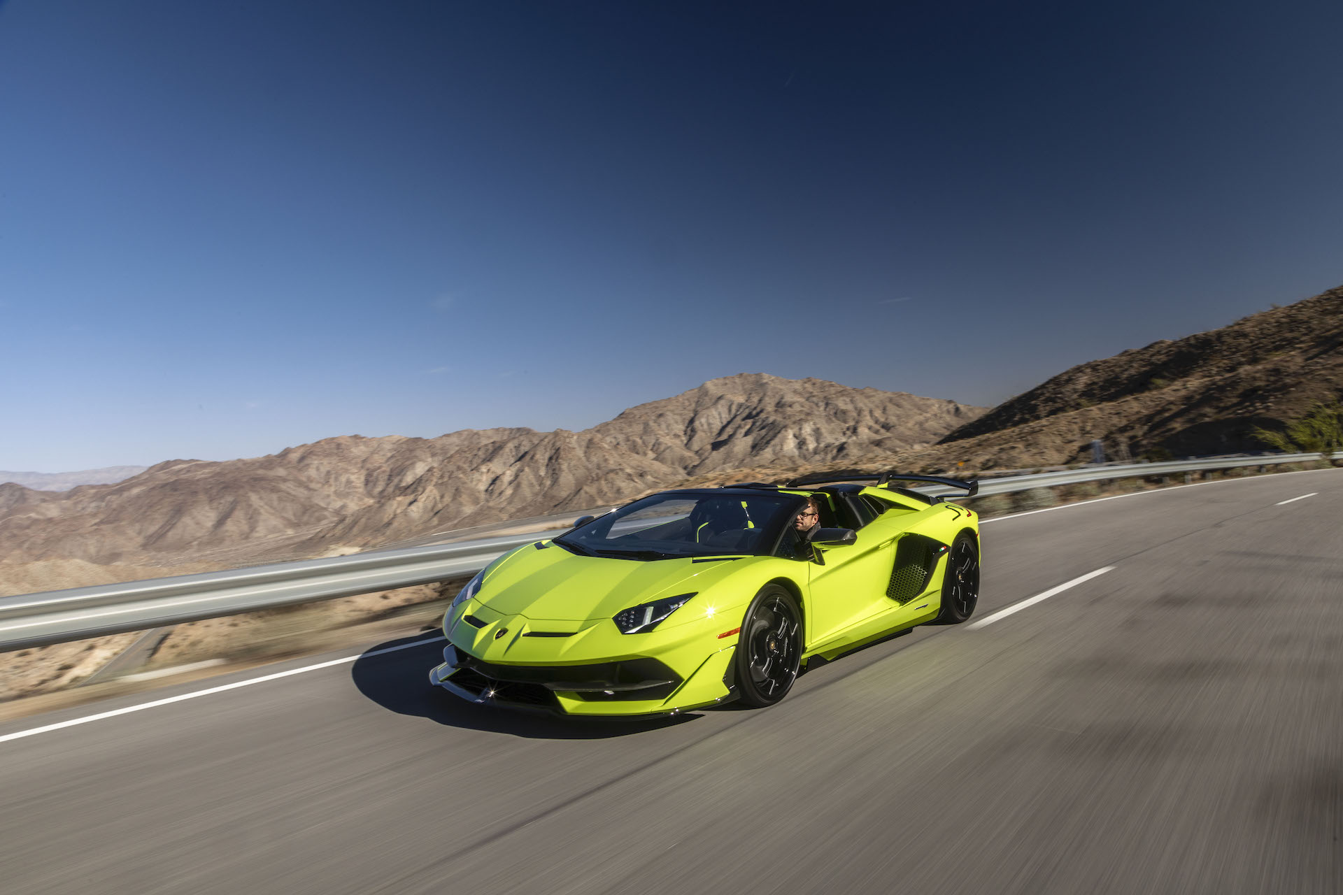 First Drive Review 2020 Lamborghini Aventador Svj Roadster Plays Among The Masters