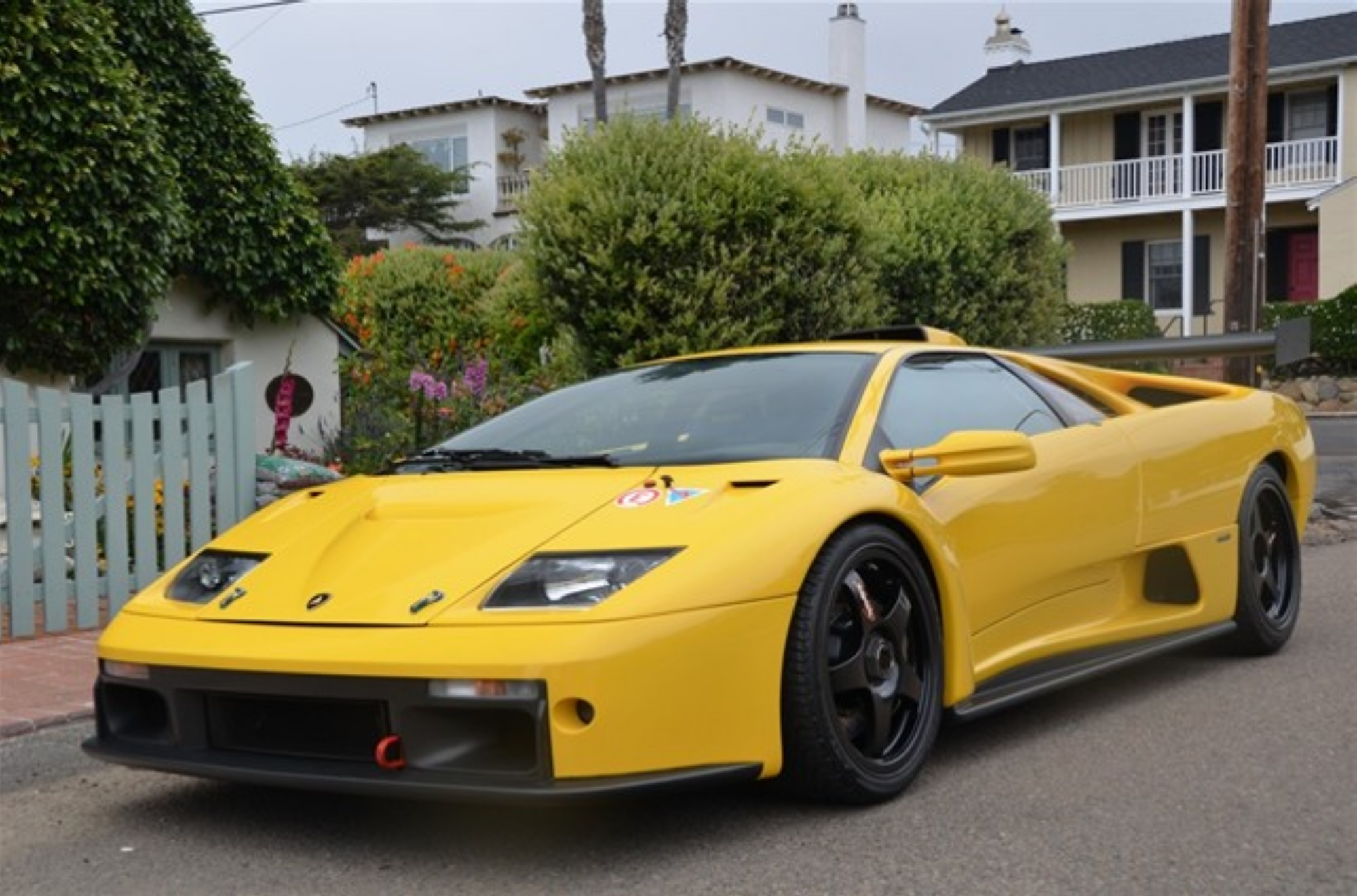 Rare Lamborghini Diablo Gt R On Sale In California