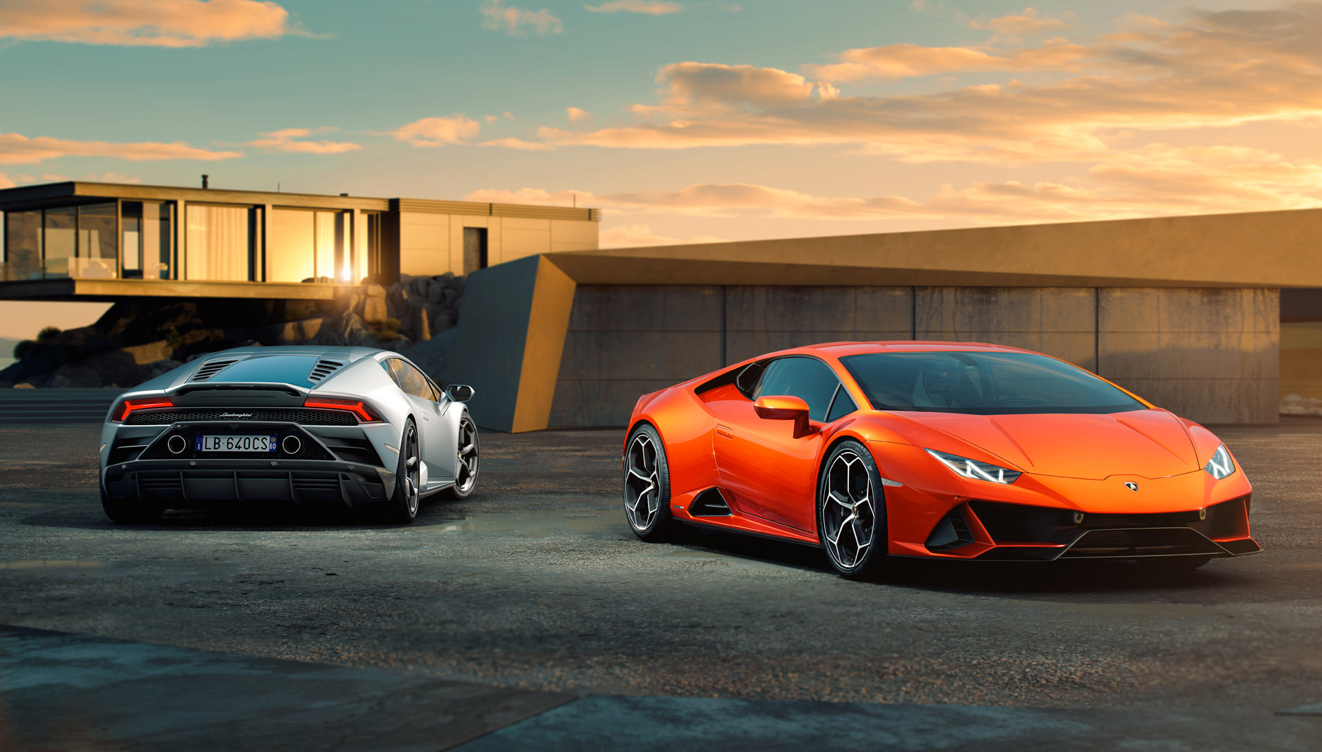 Lamborghini is reverting to real names
