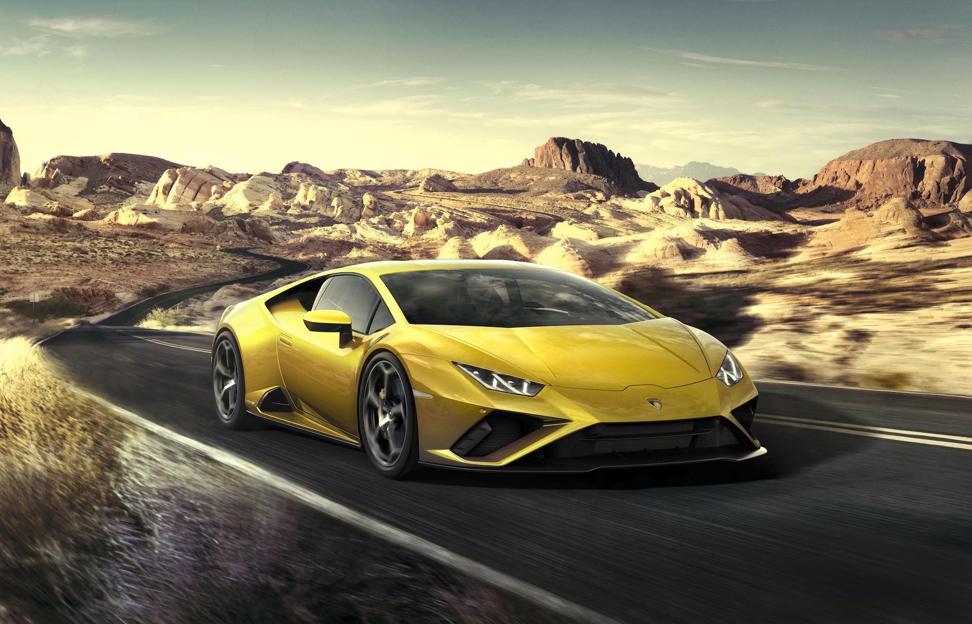 Car To Go >> Rear Wheel Drive Lamborghini Huracan Evo Is Ready To Go Drifting