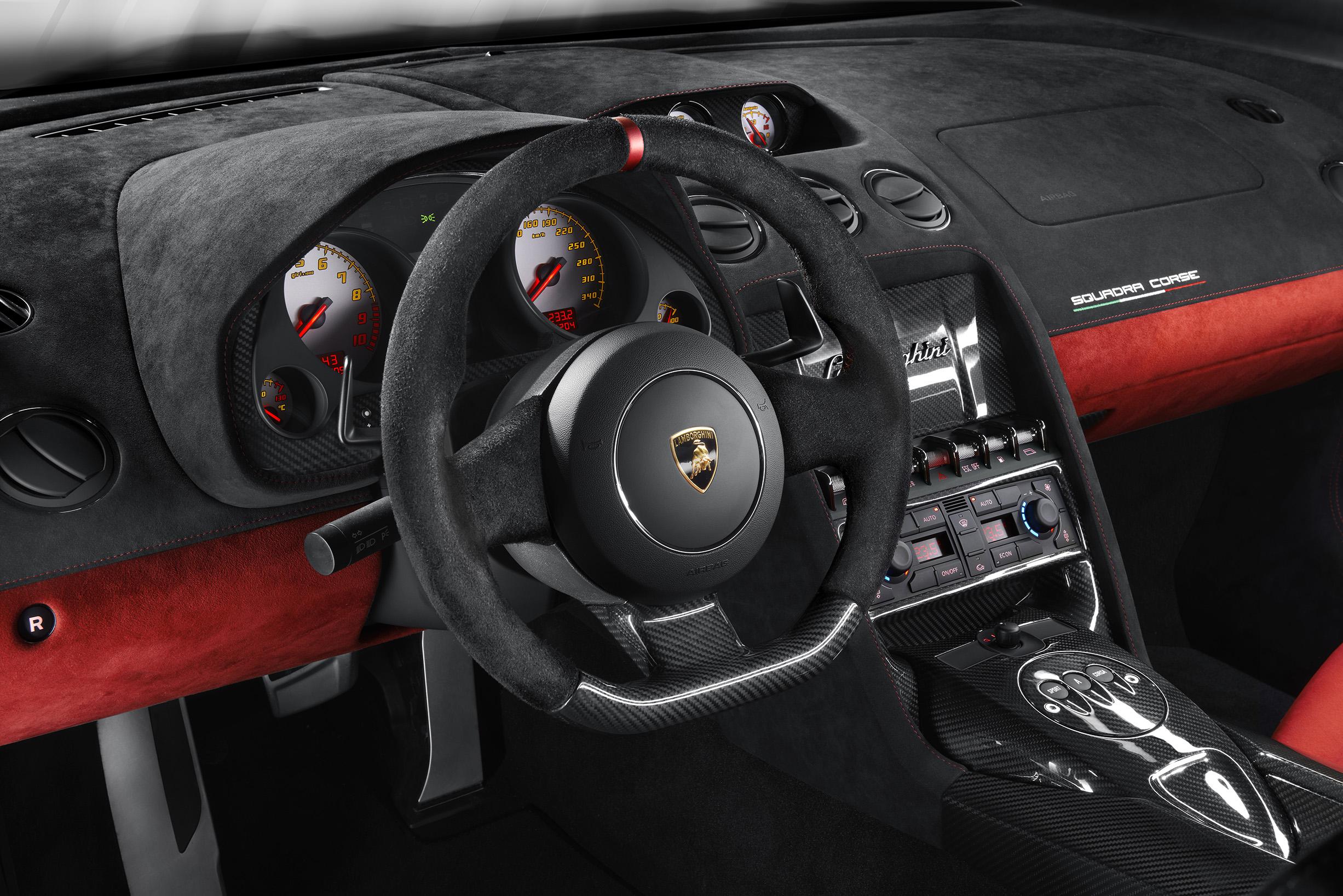 Lamborghini Recalls Gallardo For Faulty Dashboard Warning Lights