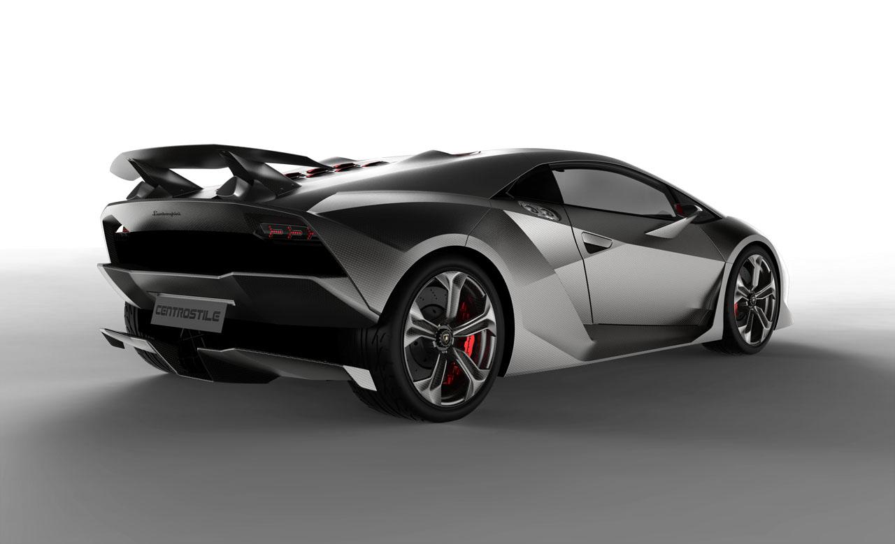 Lamborghini Confirms 20 Sesto Elemento Supercars To Be Built