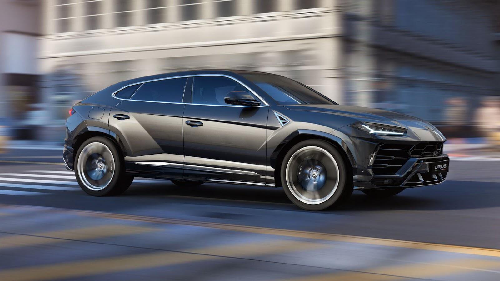 نتيجة بحث الصور عن Lamborghini Urus