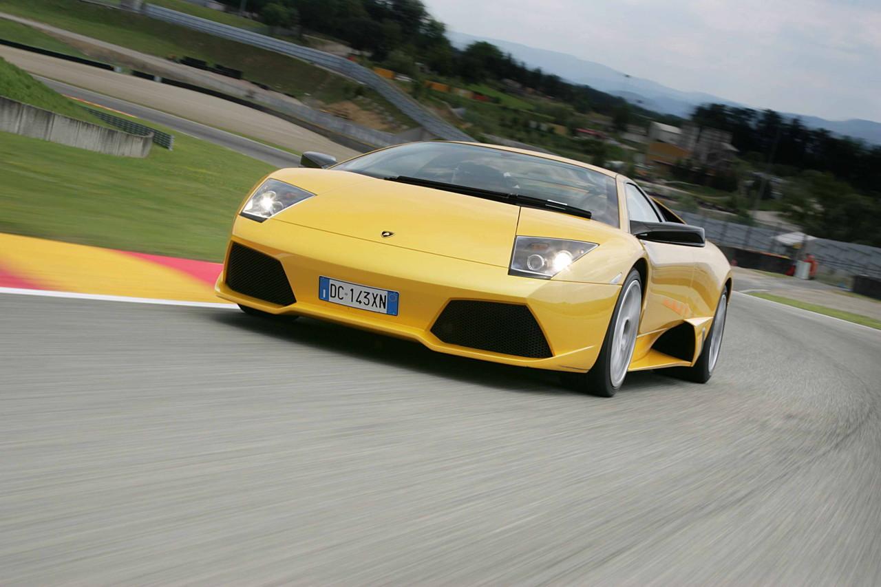 Lamborghini Gallardo Murcielago And Bentley Continental Carbon