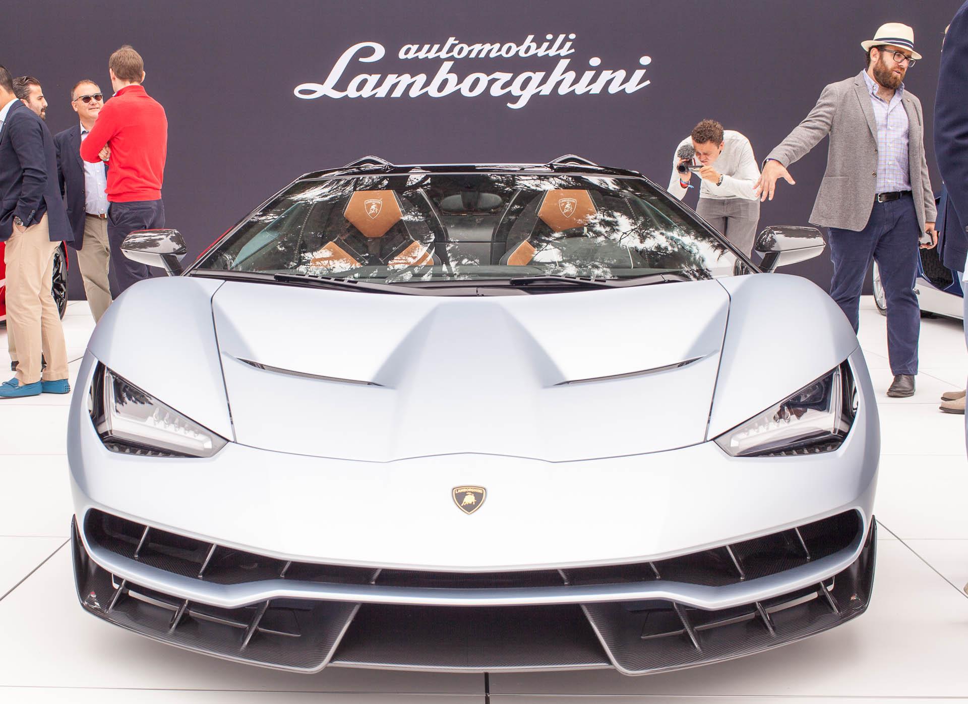Lamborghini Centenario Would Surprise Even Famous Founder Says