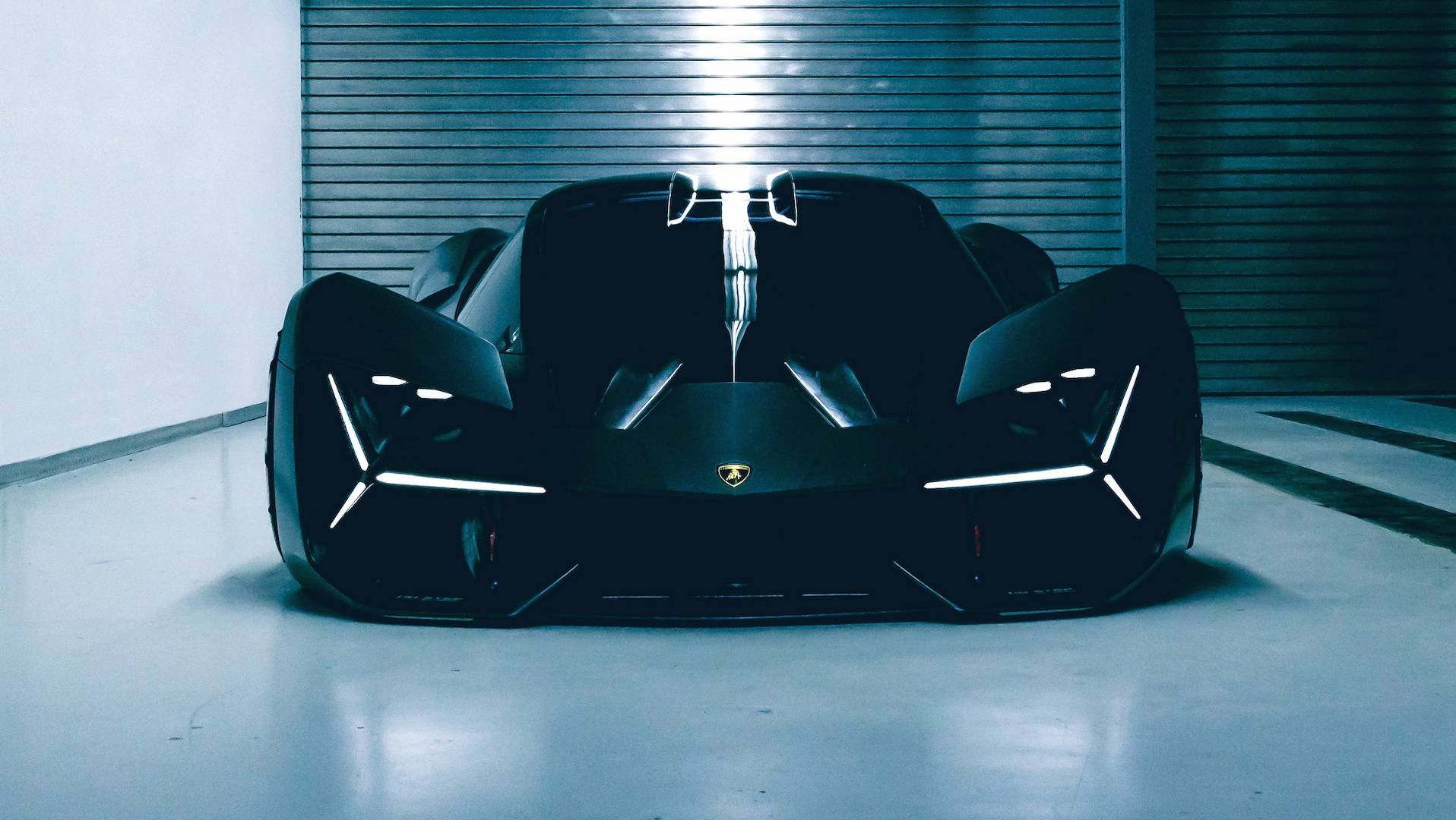 Lamborghini Hybrid Hypercar Reportedly Set For Frankfurt Debut All