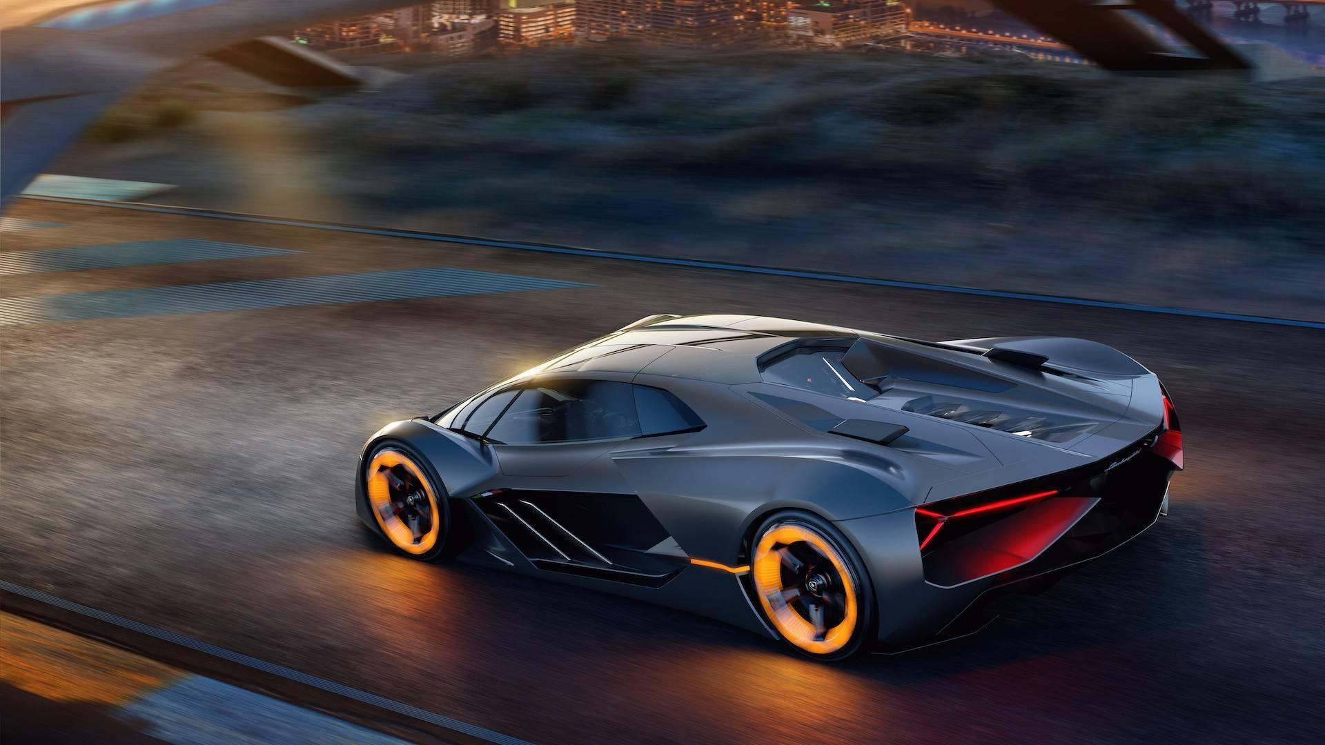 Lamborghini Terzo Millennio Nissan Gt R Porsche 911 Gt2 Rs This