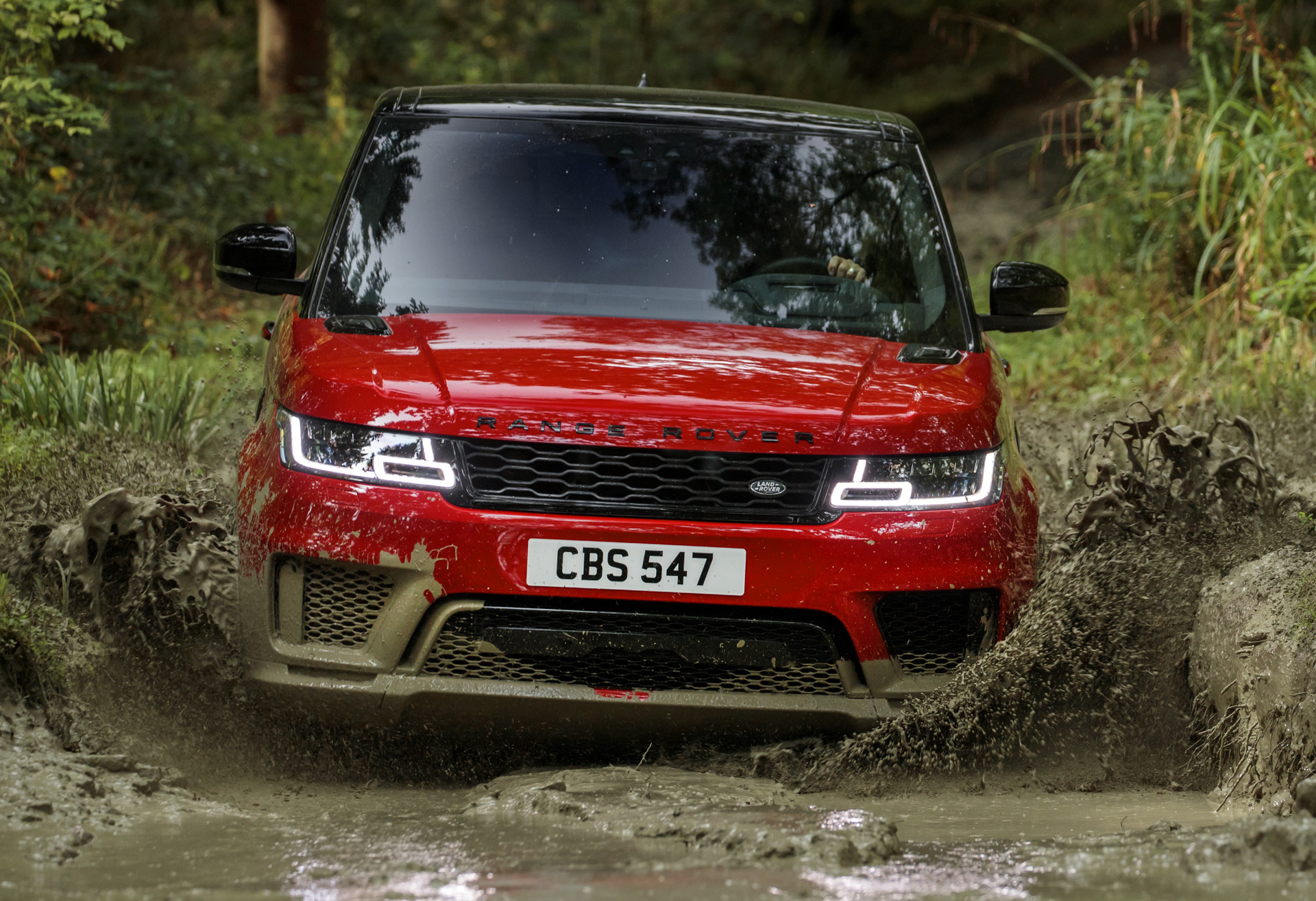 2018 Land Rover Range Rover Sport Preview