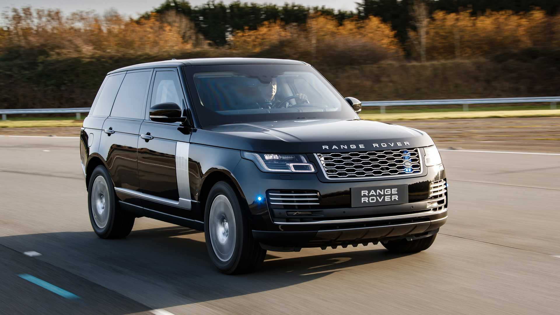 Land Rover Range Rover >> Updated Land Rover Range Rover Sentinel Adds Power To Armored Suv