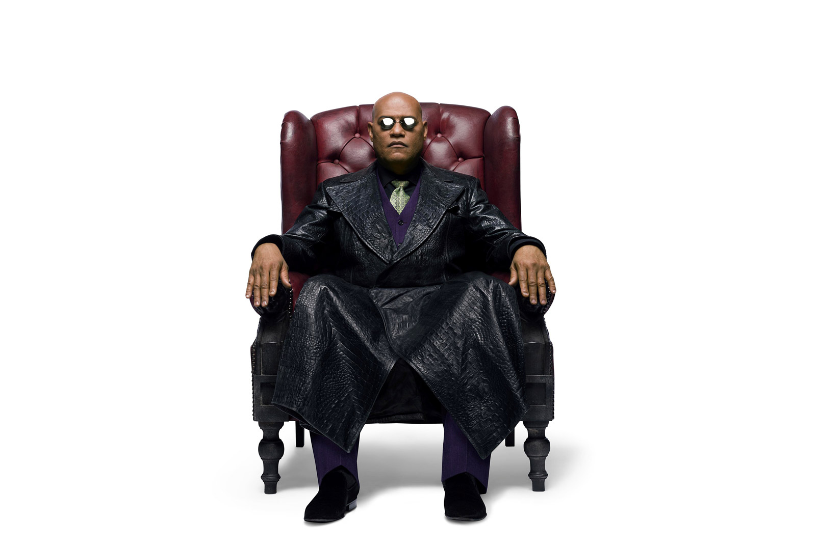 Laurence Fishburne Reprises His Matrix Role For Kia K900 ...