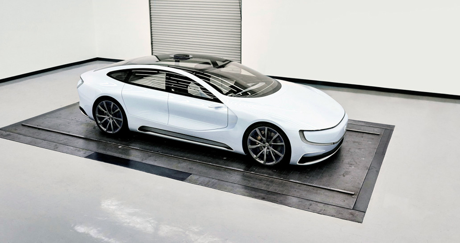 Lesee Concept Heralds New Electric Car From China S Leeco
