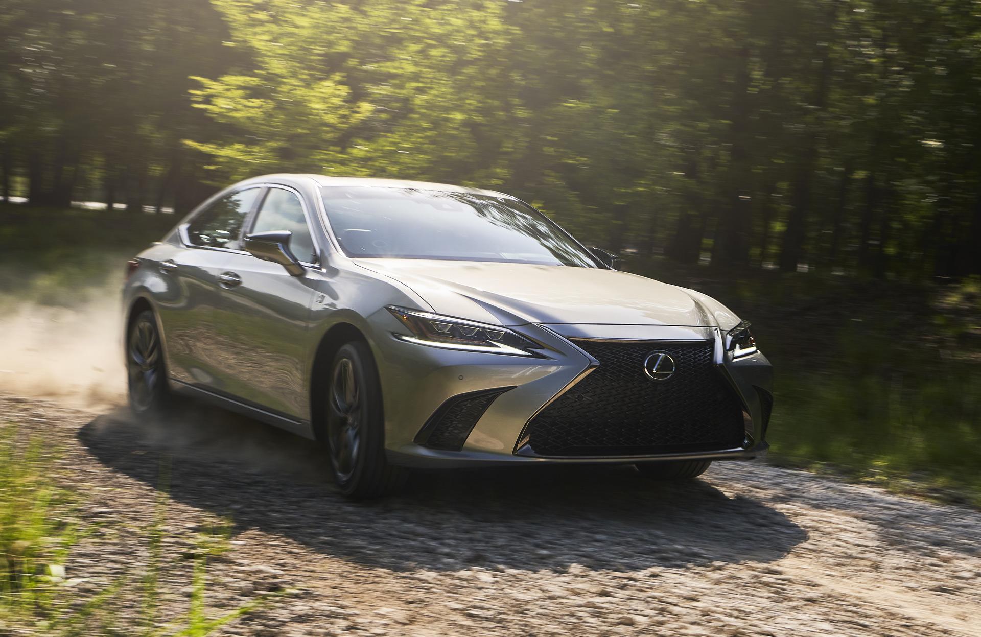 2021 Lexus ES 350 Specs and Review