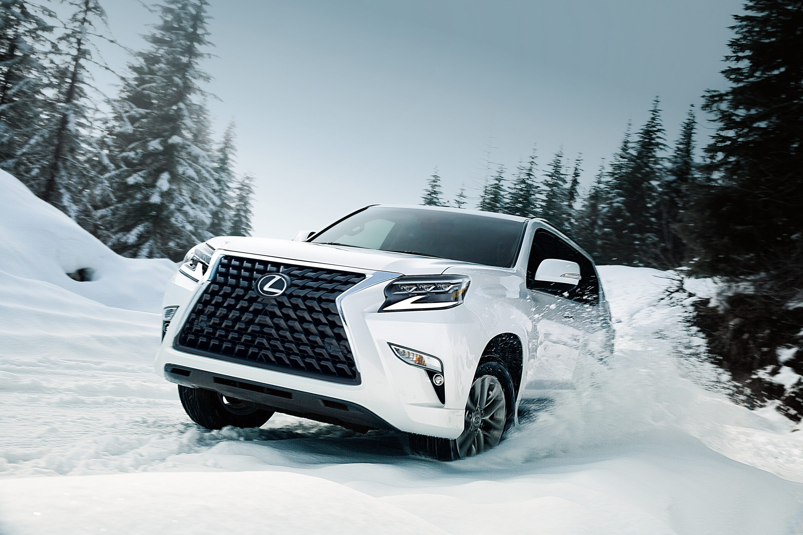 2021 Lexus Gx New Model and Performance