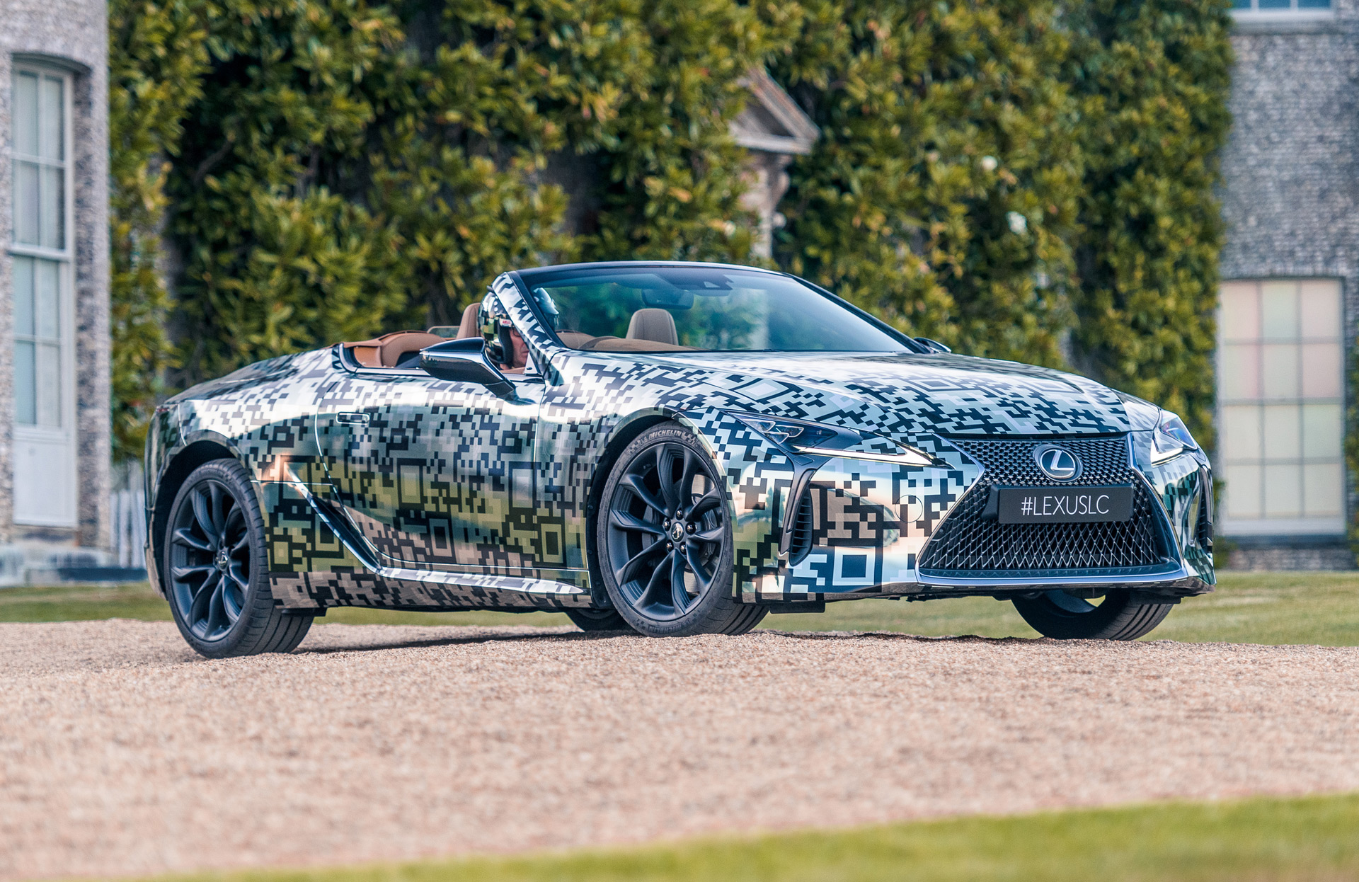 Lexus Predicts Half Of Lc Buyers Will Opt For Convertible