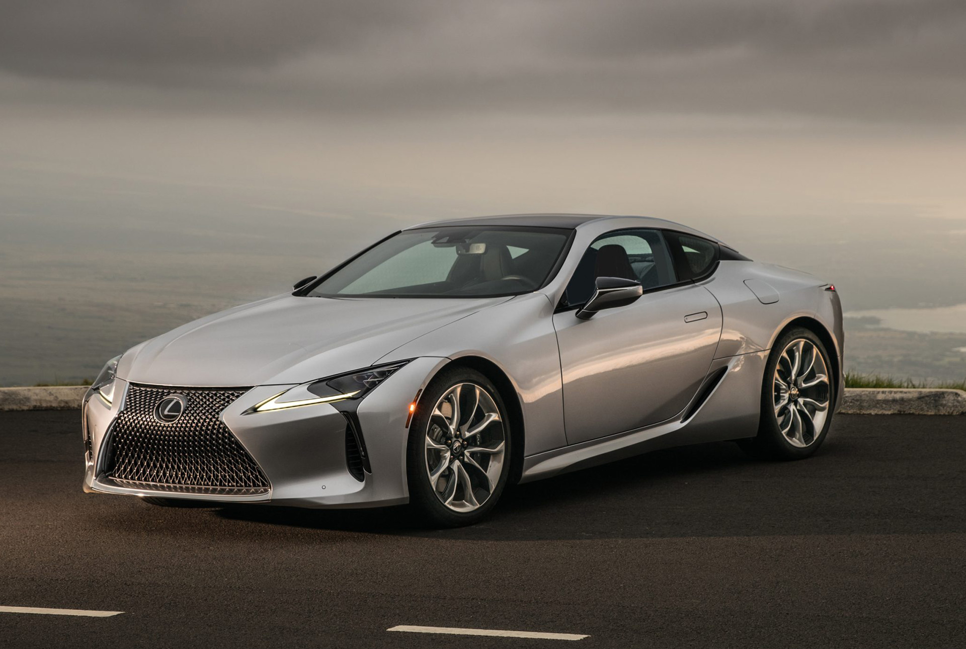 2021 Lexus LC preview: Less weight, a convertible, but still no LC F