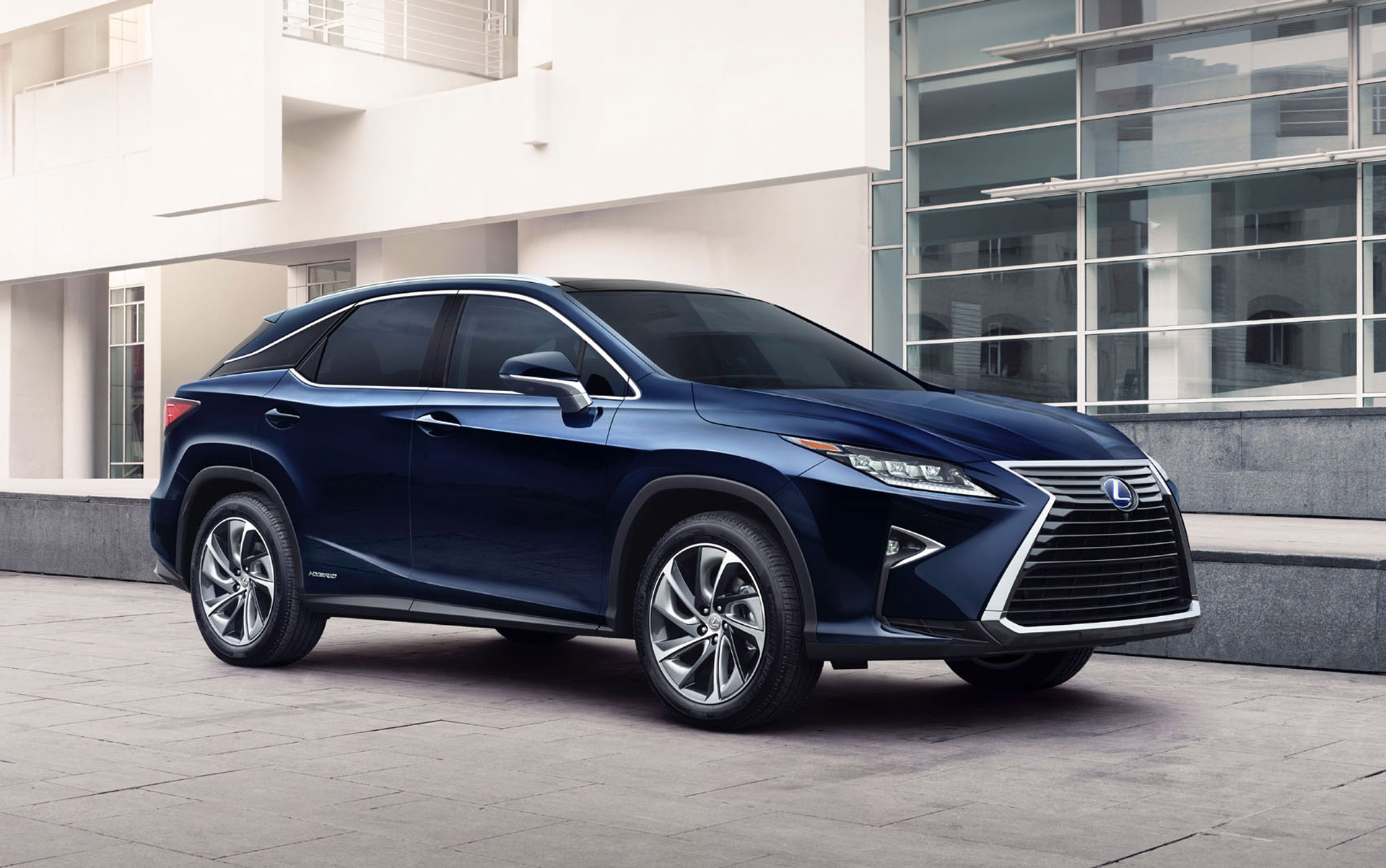 three first quarters en test hybrid motor rx news front trend awd lexus