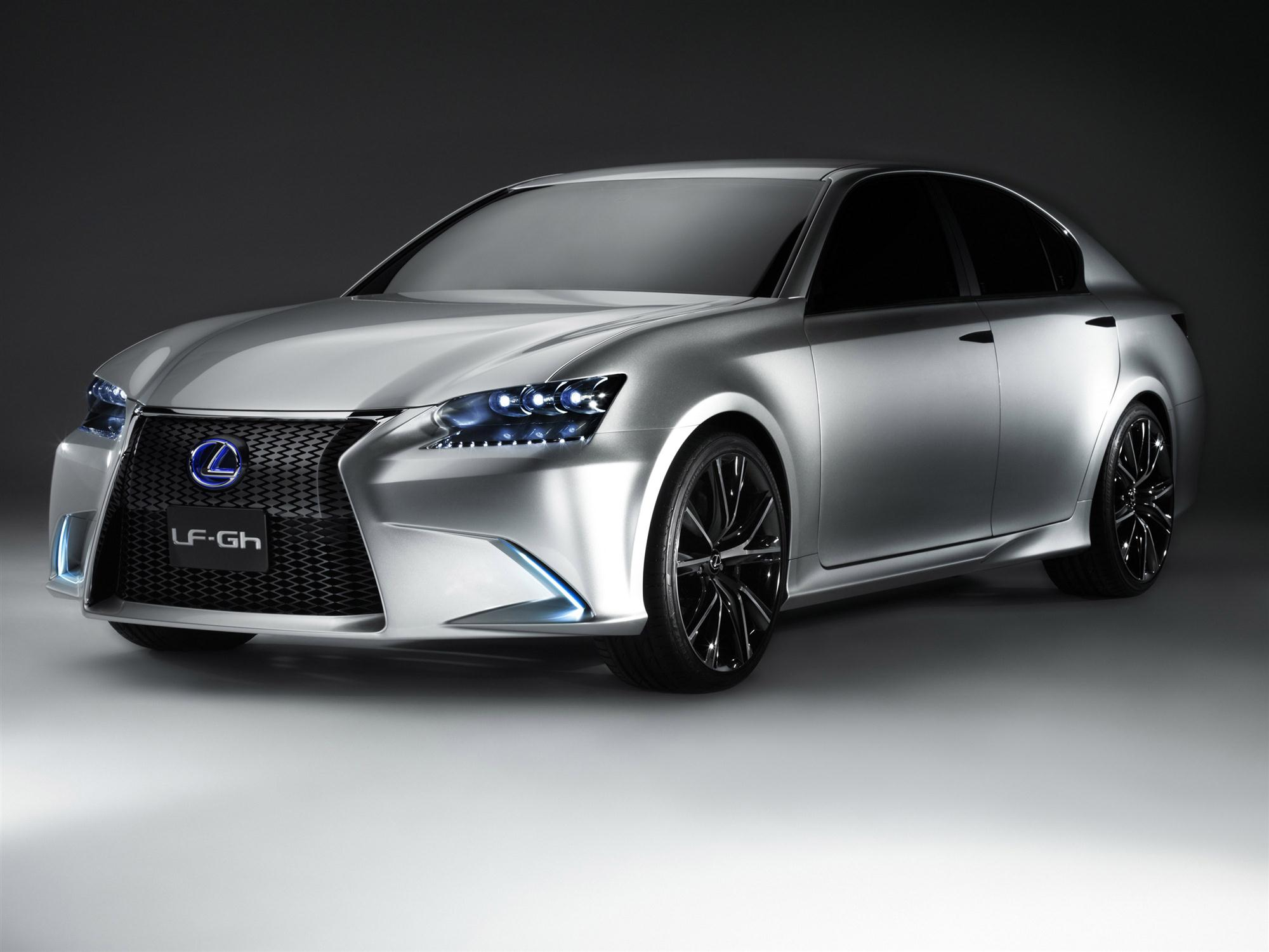 lexus considering gs coupe report. Black Bedroom Furniture Sets. Home Design Ideas