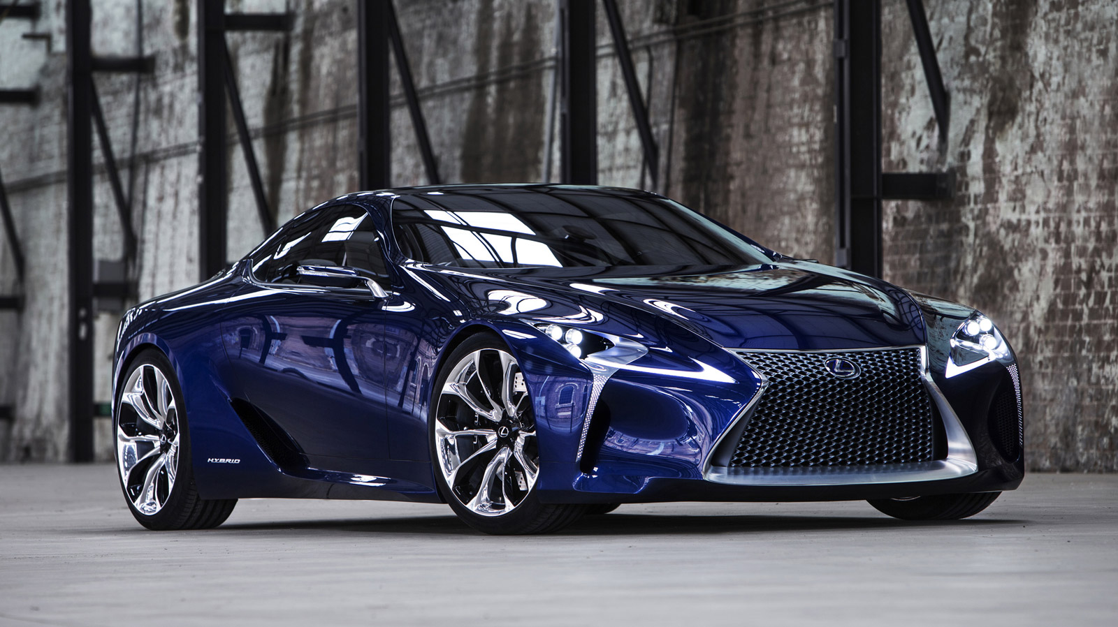 laferrari nürburgring video, lexus lf-lc production, sema chevy ss