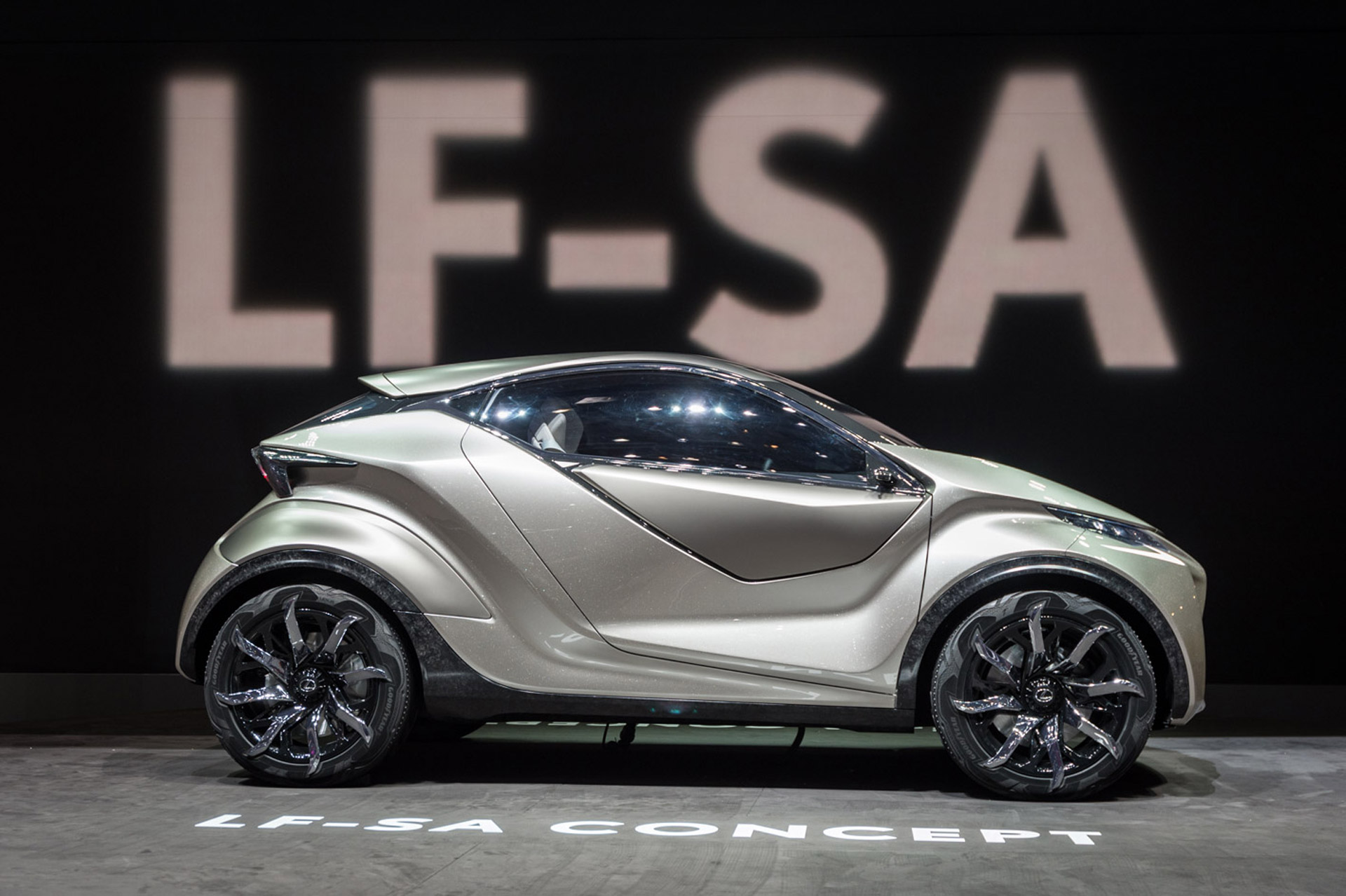 Minicars And Microcars: How Small Could Lexus Go?