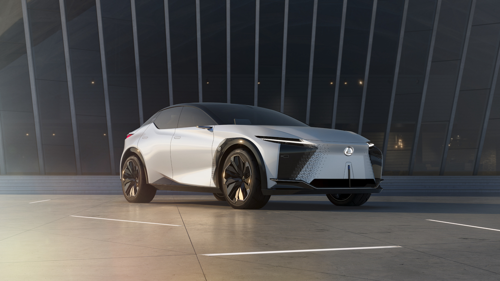 Lexus previews design direction for future EVs with LF-Z Electrified concept