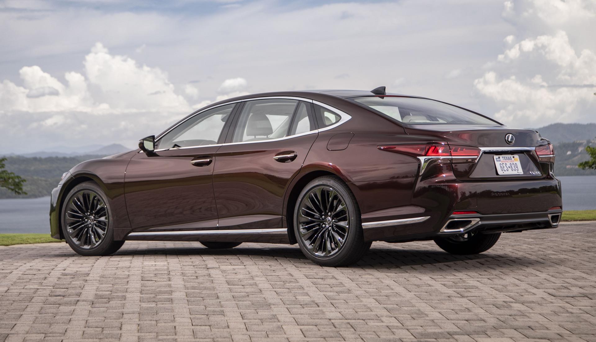 2020 Lexus Ls Price