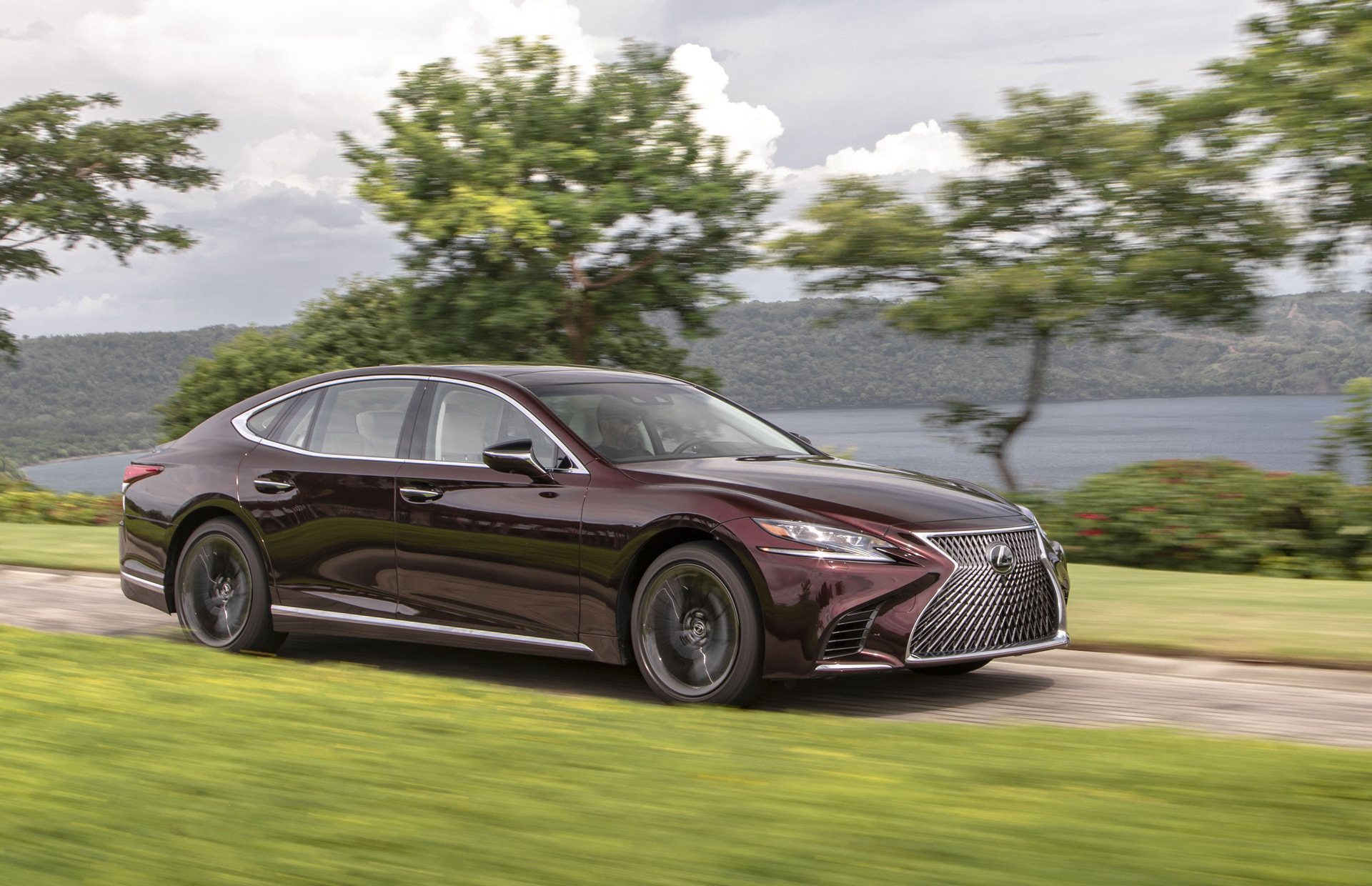 2020 Lexus Ls Review Ratings Specs Prices And Photos The Car Connection